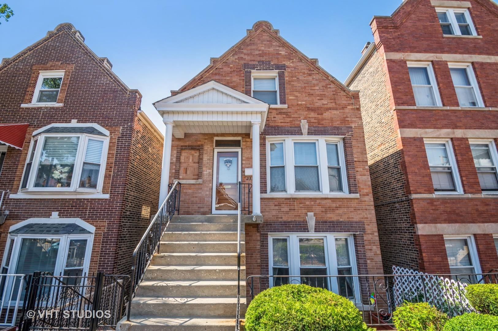 2339 W 22nd Place, Chicago, IL 60608 - #: 11120567