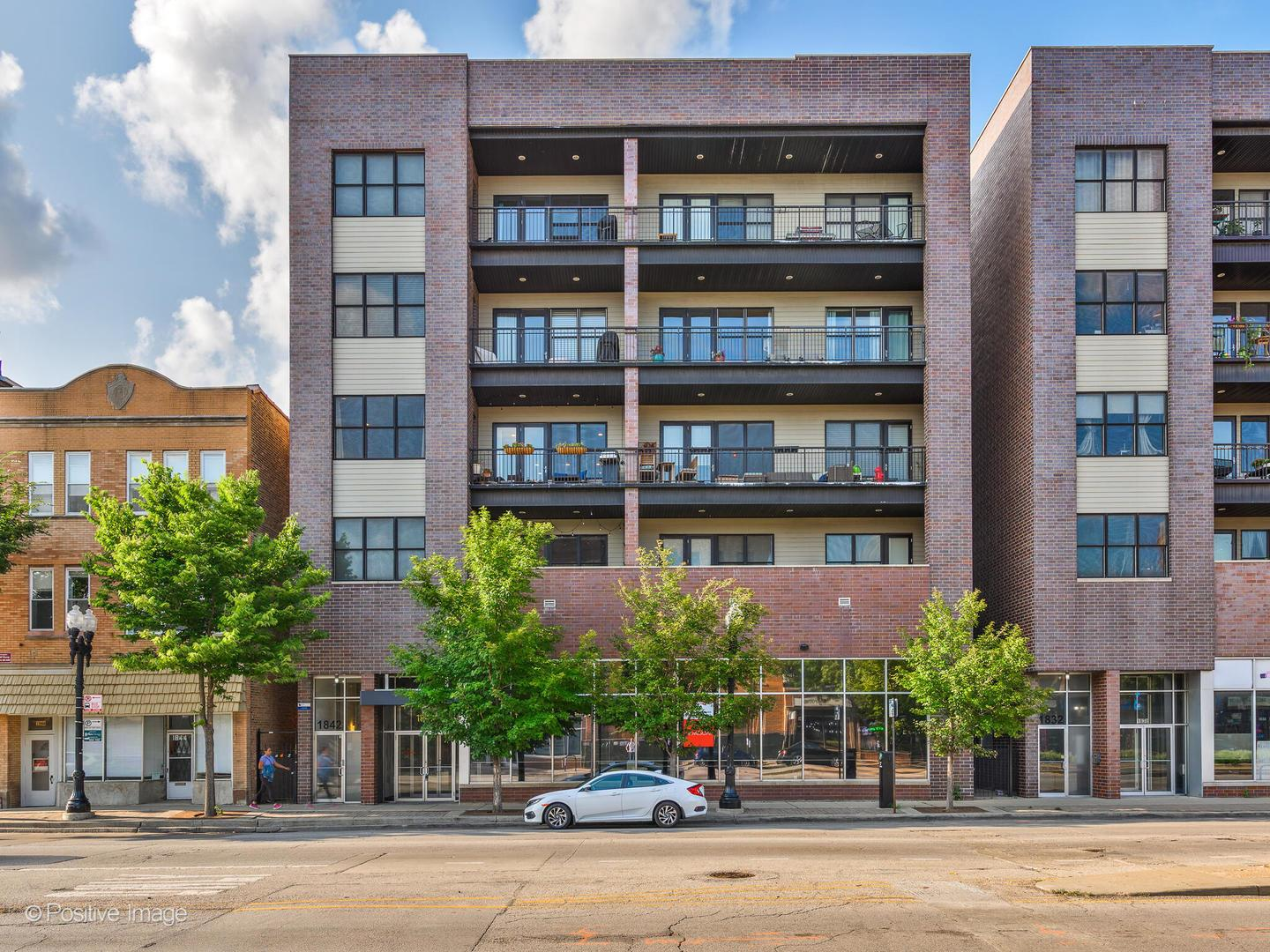 1842 W Irving Park Road #304, Chicago, IL 60613 - #: 11164567