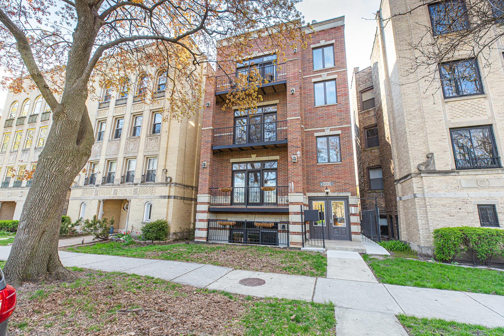 6044 N WASHTENAW Avenue #2, Chicago, IL 60659 - #: 11057568