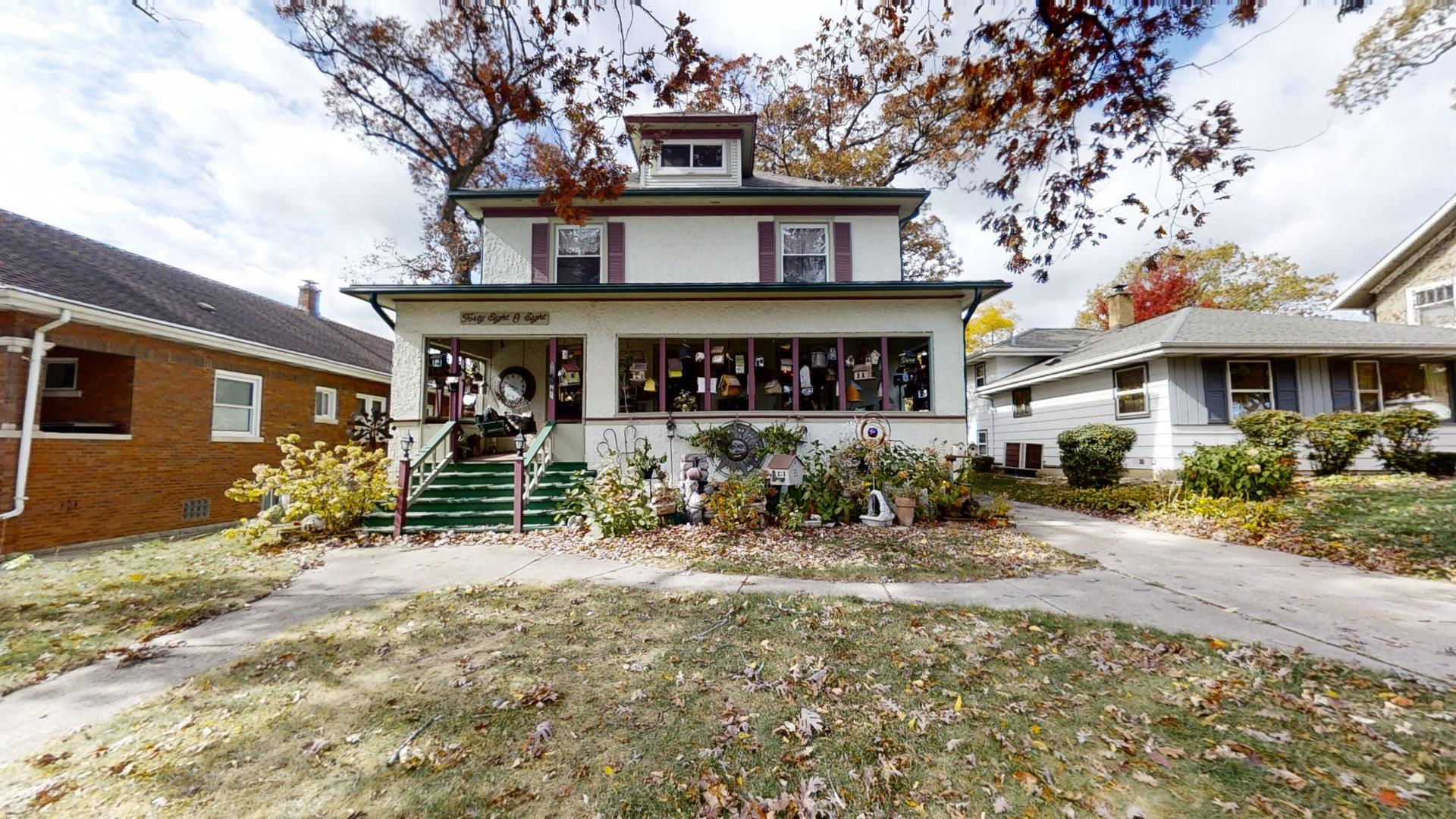 4808 Oakwood Avenue, Downers Grove, IL 60515 - #: 10910569