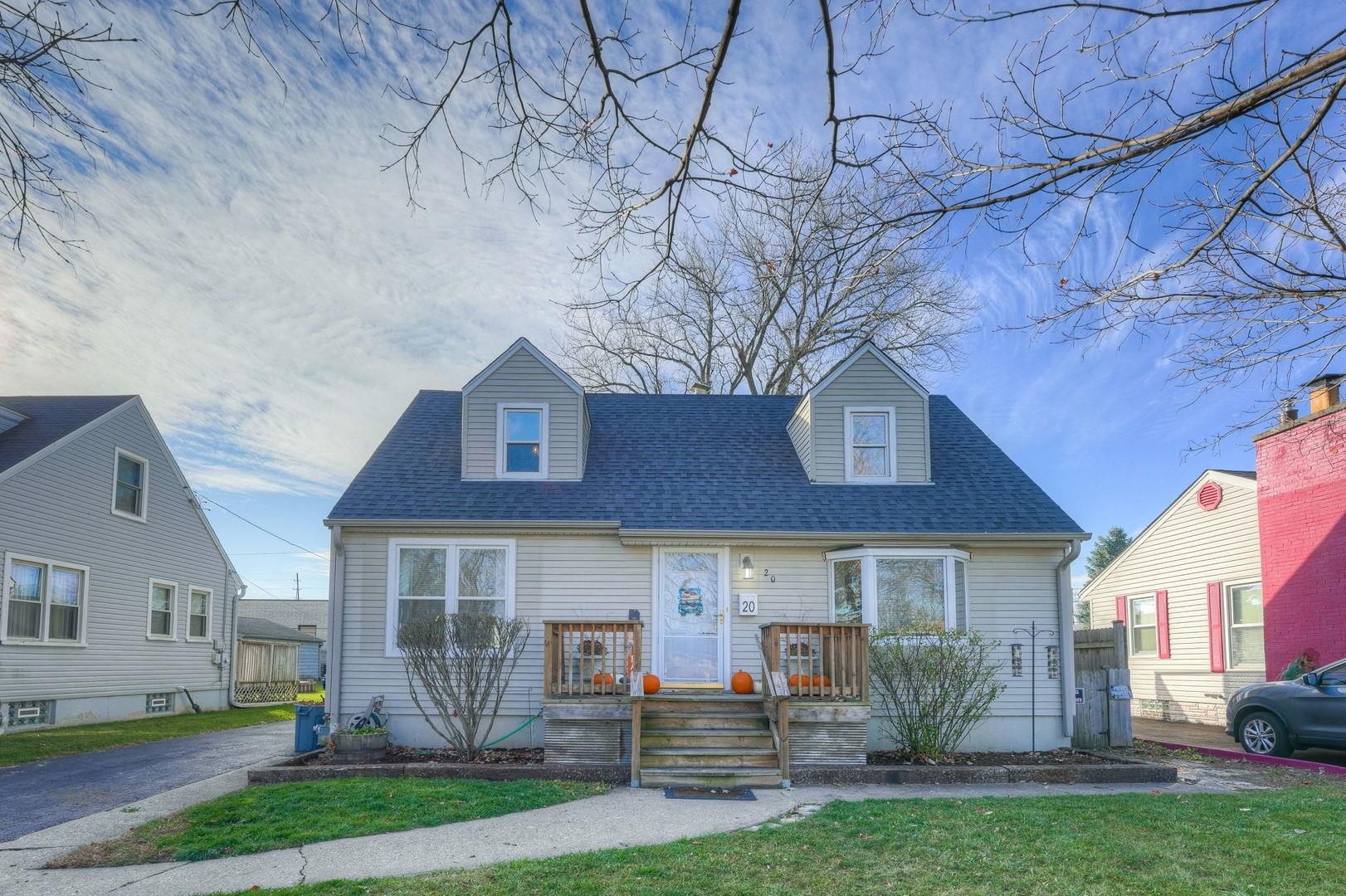20 S Iowa Avenue, Addison, IL 60101 - #: 10932570