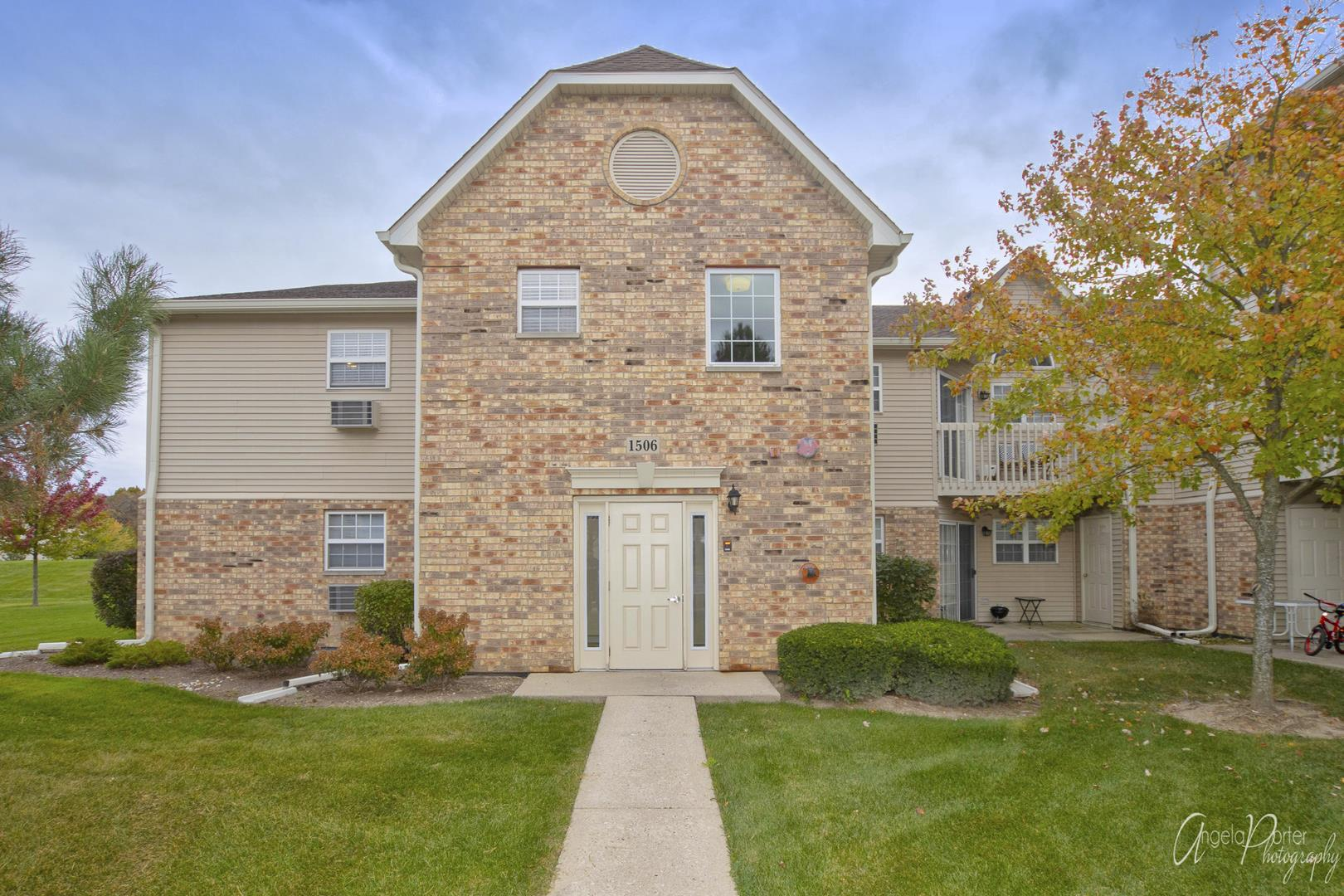 1506 Spring Brook Court #2G, Round Lake Beach, IL 60073 - #: 10907573