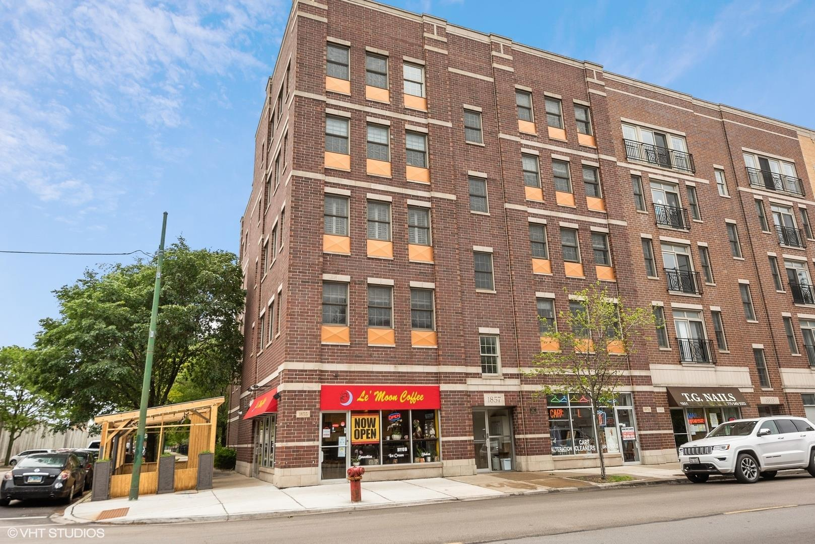 1857 W Diversey Parkway #201, Chicago, IL 60614 - #: 11123575