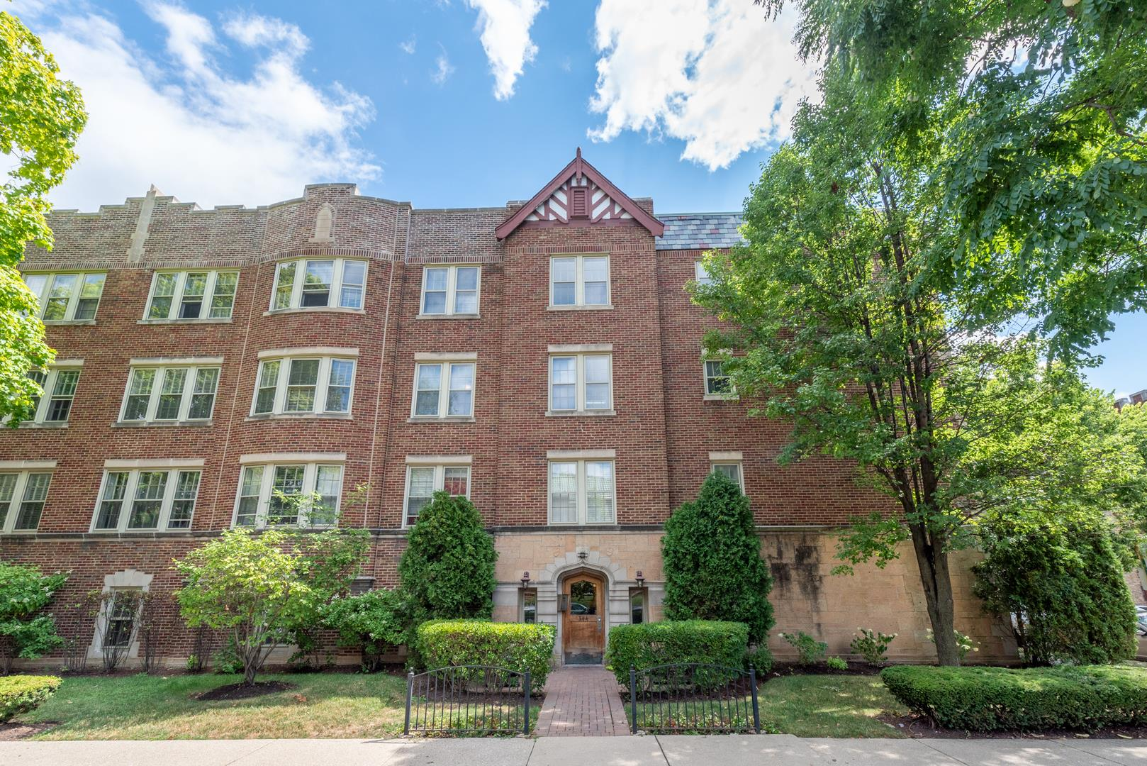 344 S MAPLE Avenue #2A, Oak Park, IL 60302 - #: 10851577