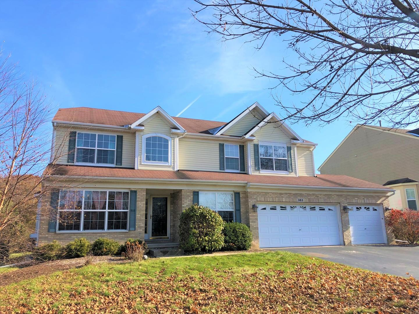 363 Kingsport Court, Crystal Lake, IL 60012 - #: 10570578