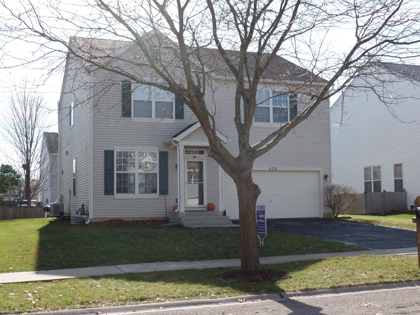 6216 Blue Ridge Drive, Plainfield, IL 60586 - #: 10932578