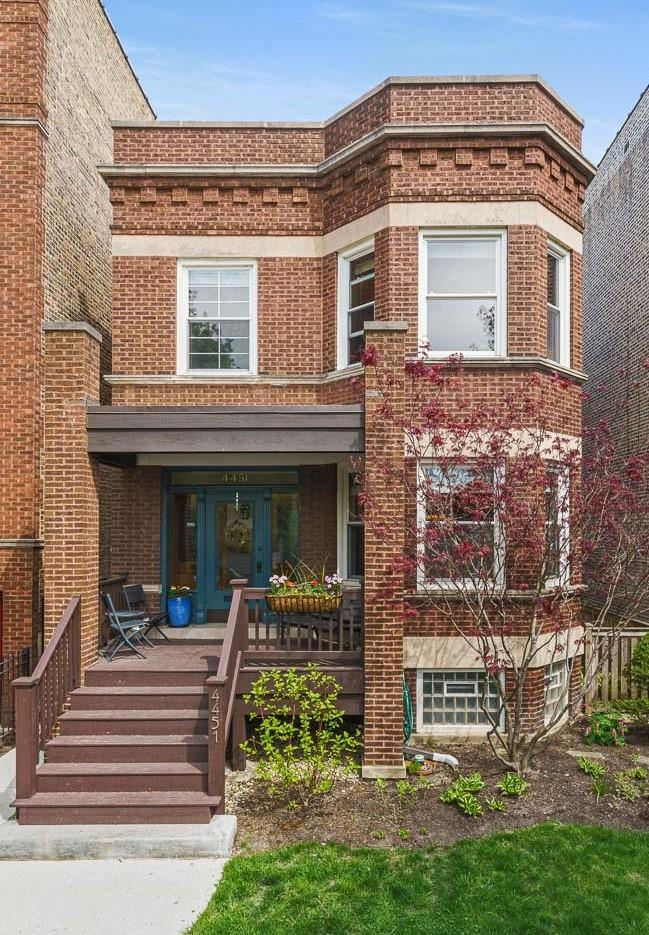4451 N Rockwell Street, Chicago, IL 60625 - #: 11069578