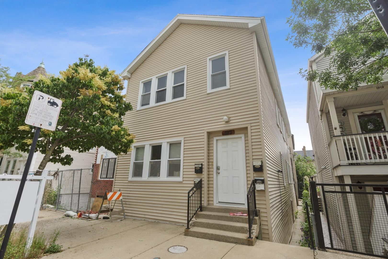 1917 S May Street, Chicago, IL 60608 - #: 10936579