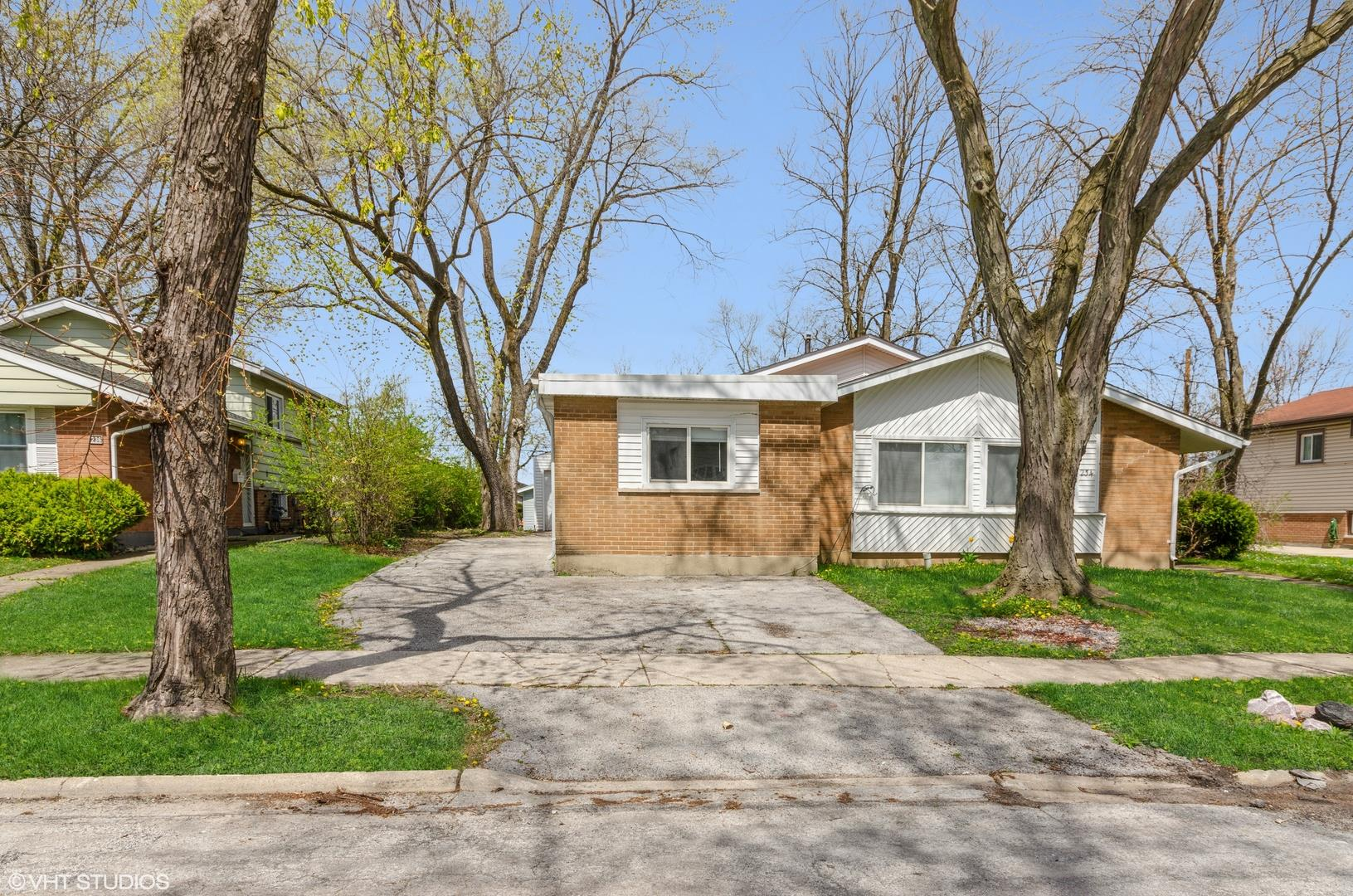 234 Gentry Street, Park Forest, IL 60466 - #: 11060579
