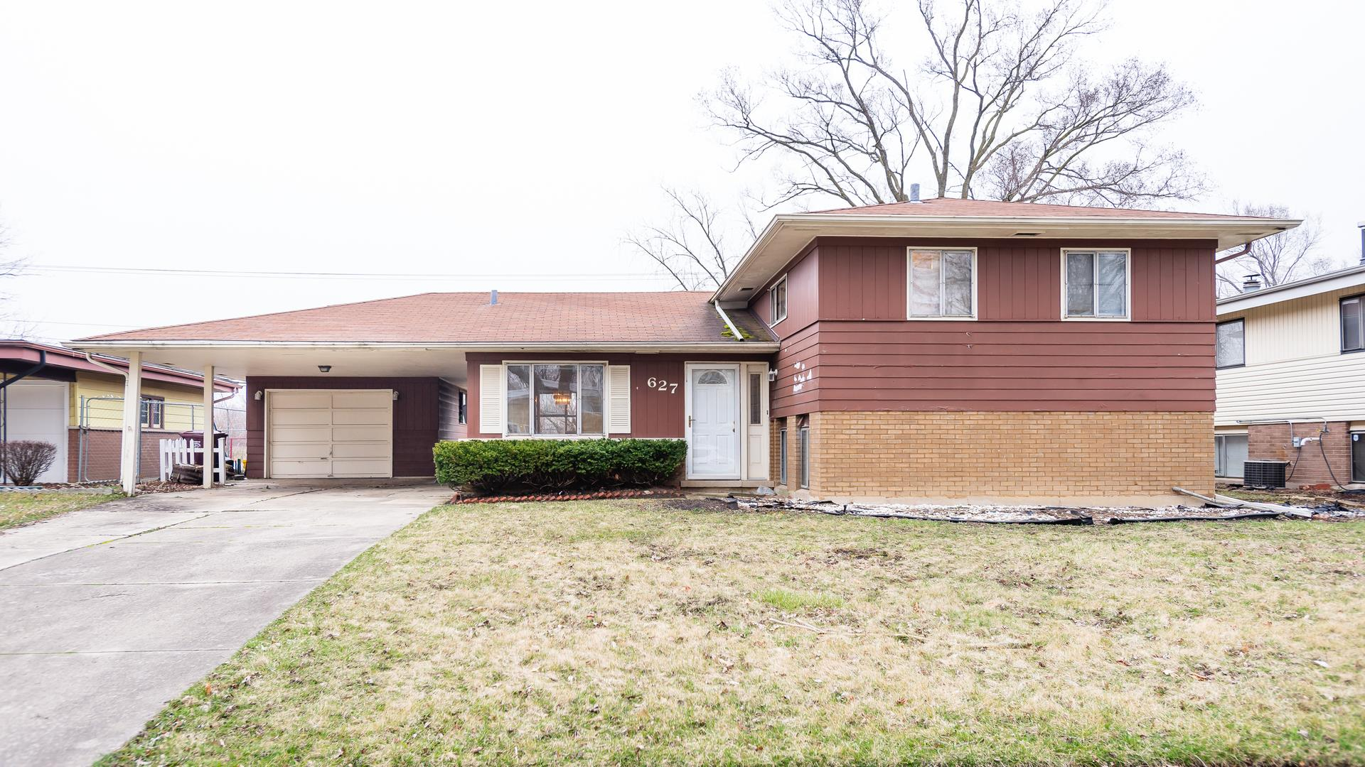 627 Enterprise Road, Chicago Heights, IL 60411 - #: 11000582