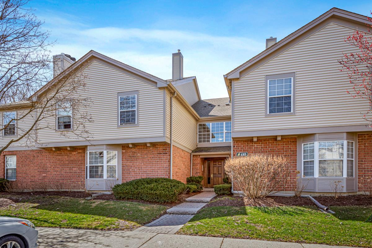 137 White Oak Court #6, Schaumburg, IL 60195 - #: 11037584