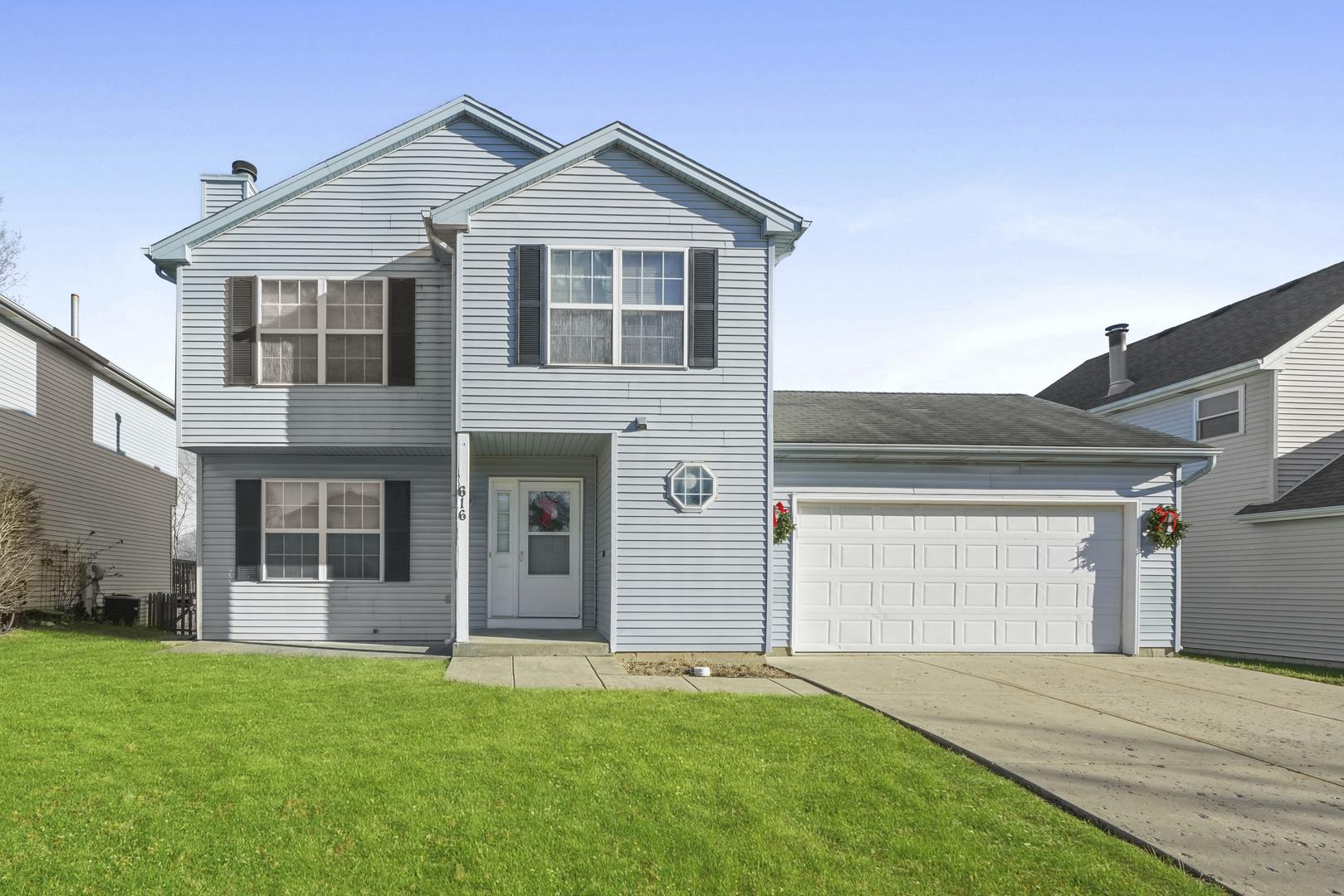 616 Grace Drive, Lake in the Hills, IL 60156 - #: 10945585