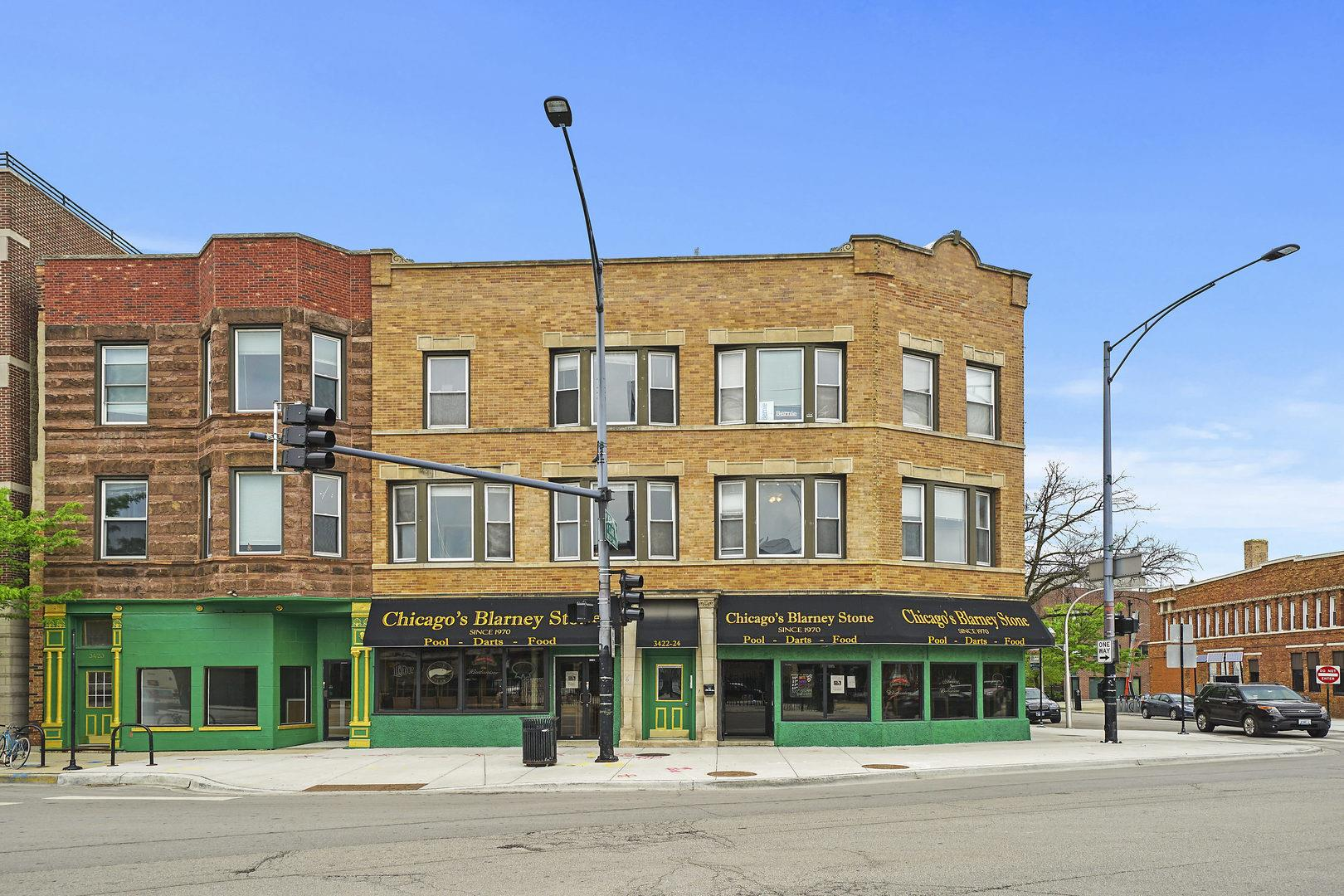 3424 N Sheffield Avenue #2, Chicago, IL 60657 - #: 10770589