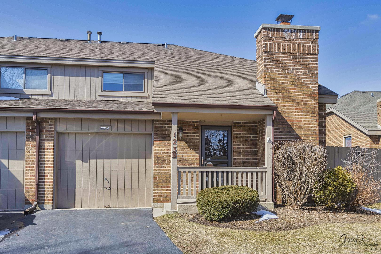 123 Mohawk Trail #B, Lake Zurich, IL 60047 - #: 11011589