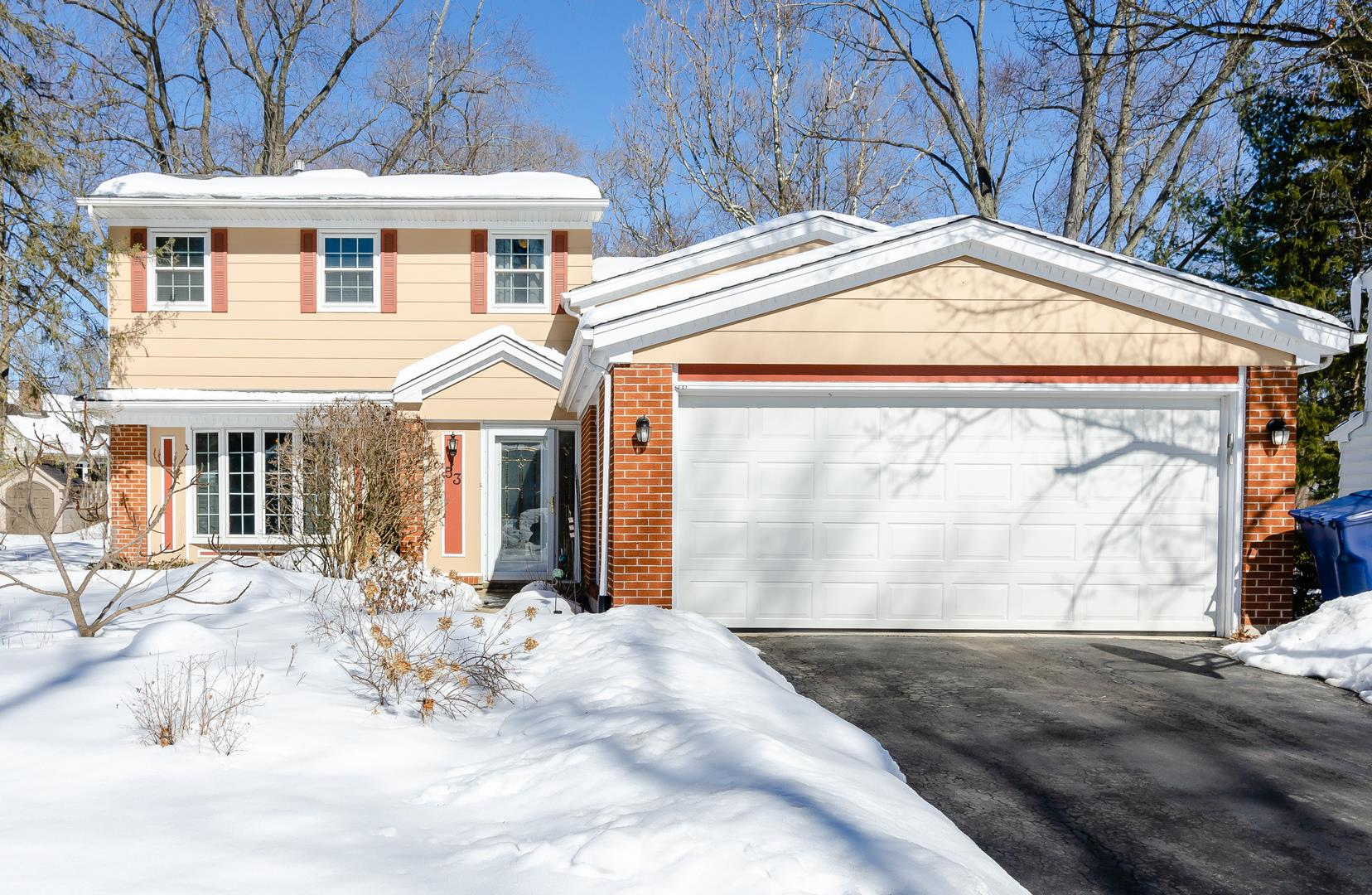 53 Waxwing Avenue, Naperville, IL 60565 - #: 11004590