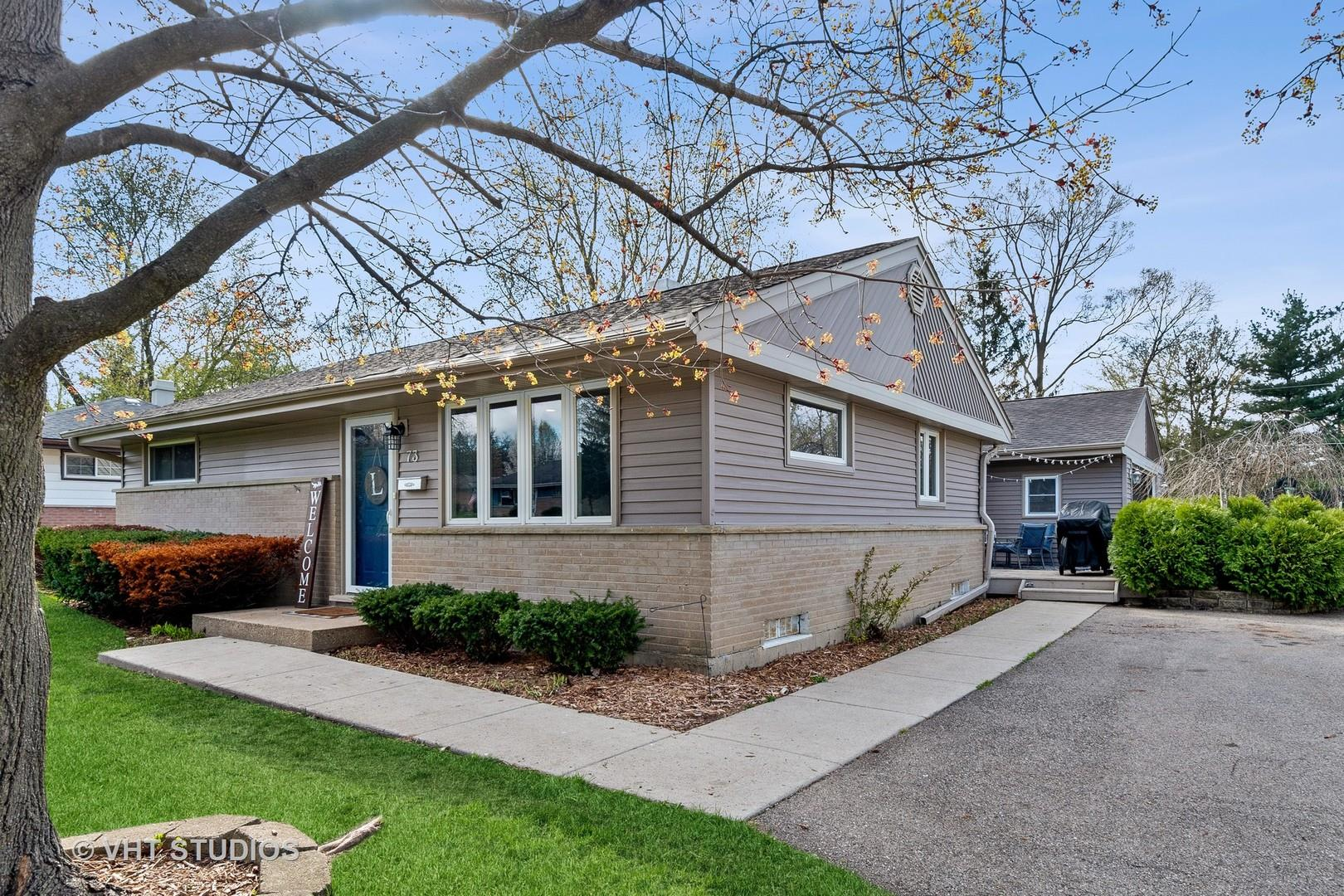 73 Golfview Road, Lake Zurich, IL 60047 - #: 11164590