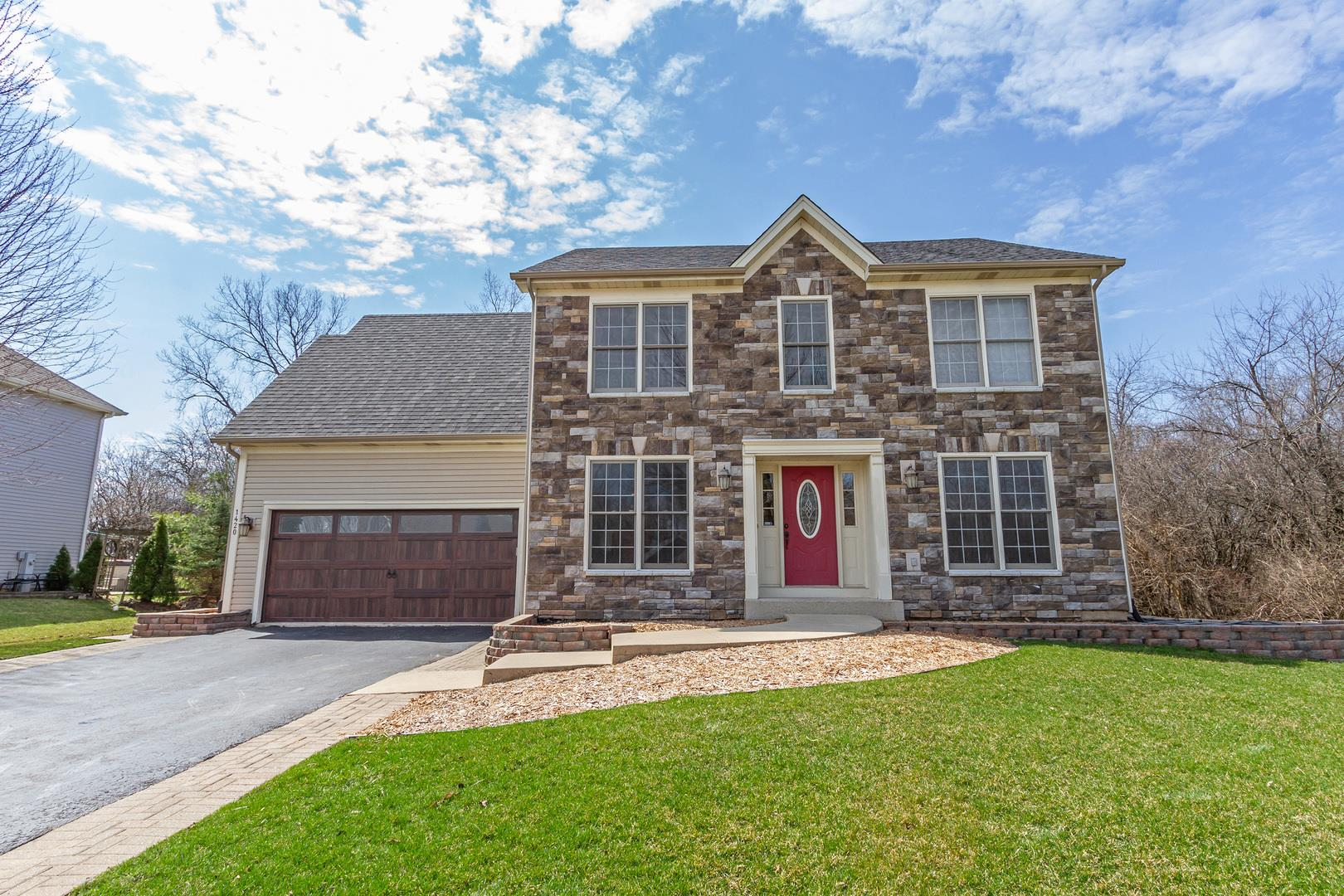 1420 Prairie Crossing Drive, West Chicago, IL 60185 - #: 10772592