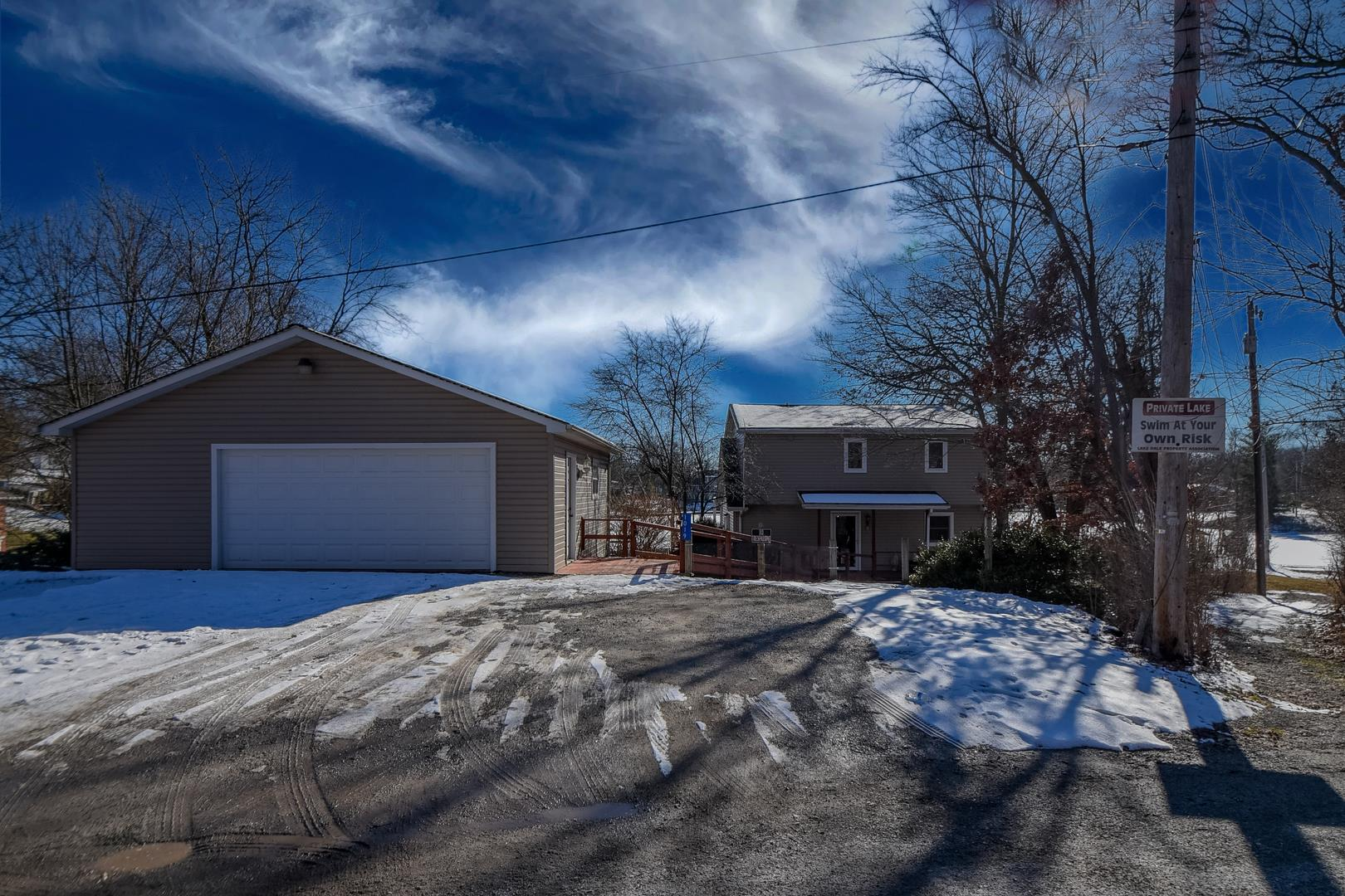 1019 N Lakeview Drive, Lowell, IN 46356 - MLS#: 10977593