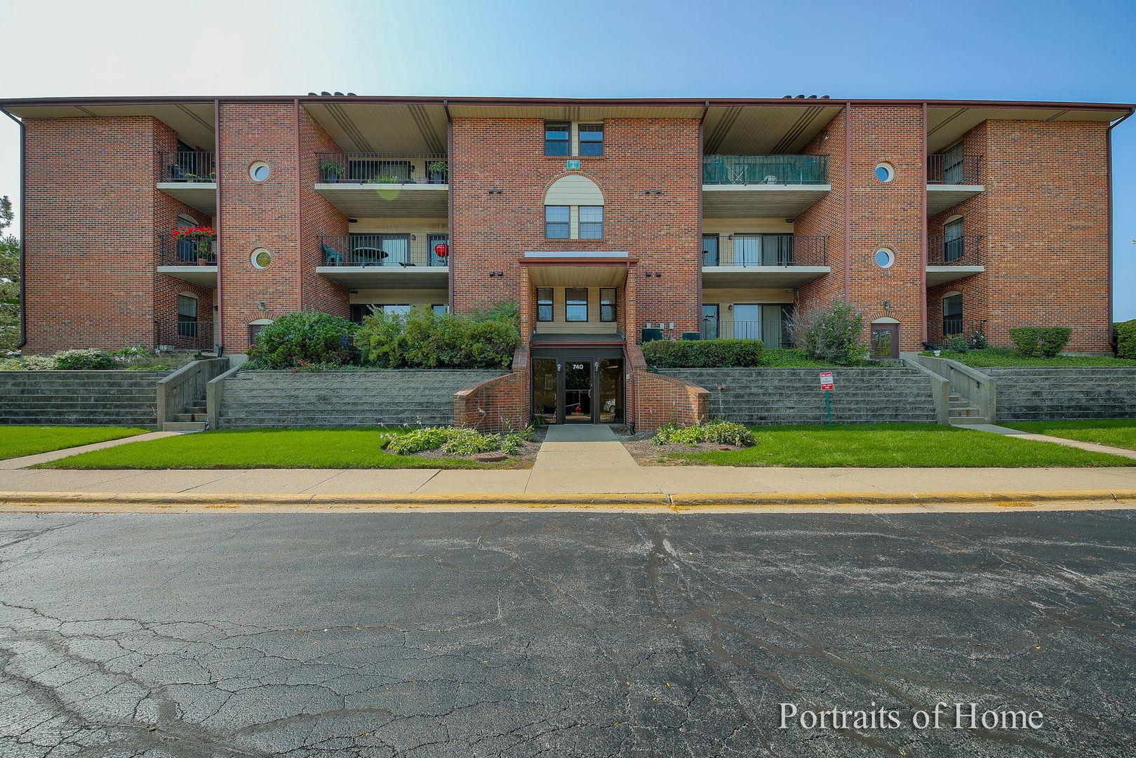 740 Weidner Road #107, Buffalo Grove, IL 60089 - #: 10878594