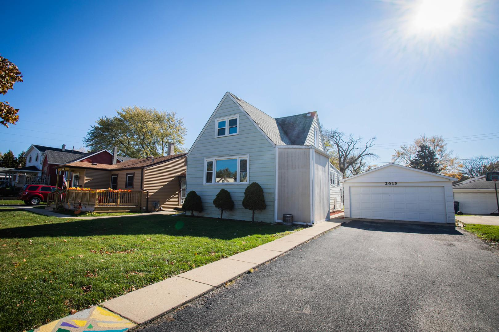 2615 w 98th Place, Evergreen Park, IL 60805 - #: 10922595