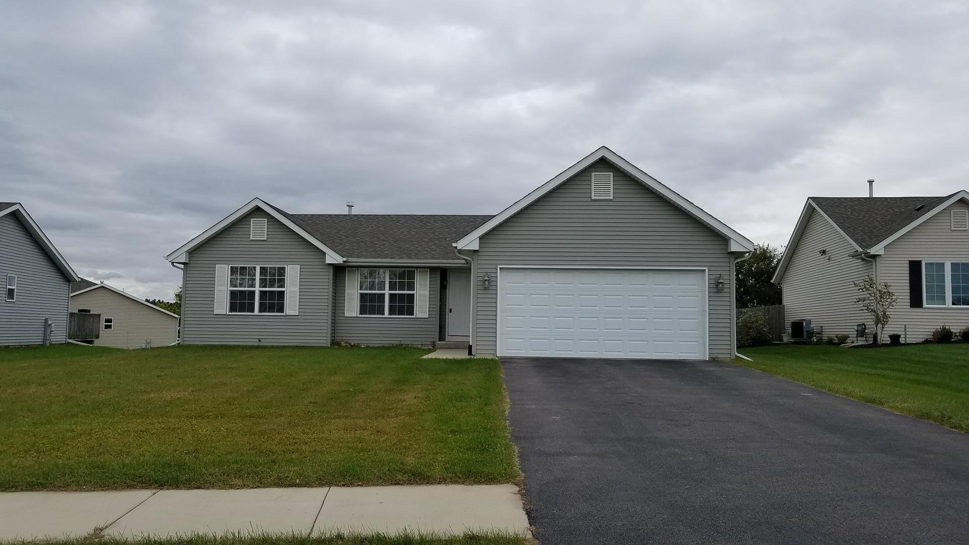 8411 Crooked Bend Road, Machesney Park, IL 60115 - #: 10547596