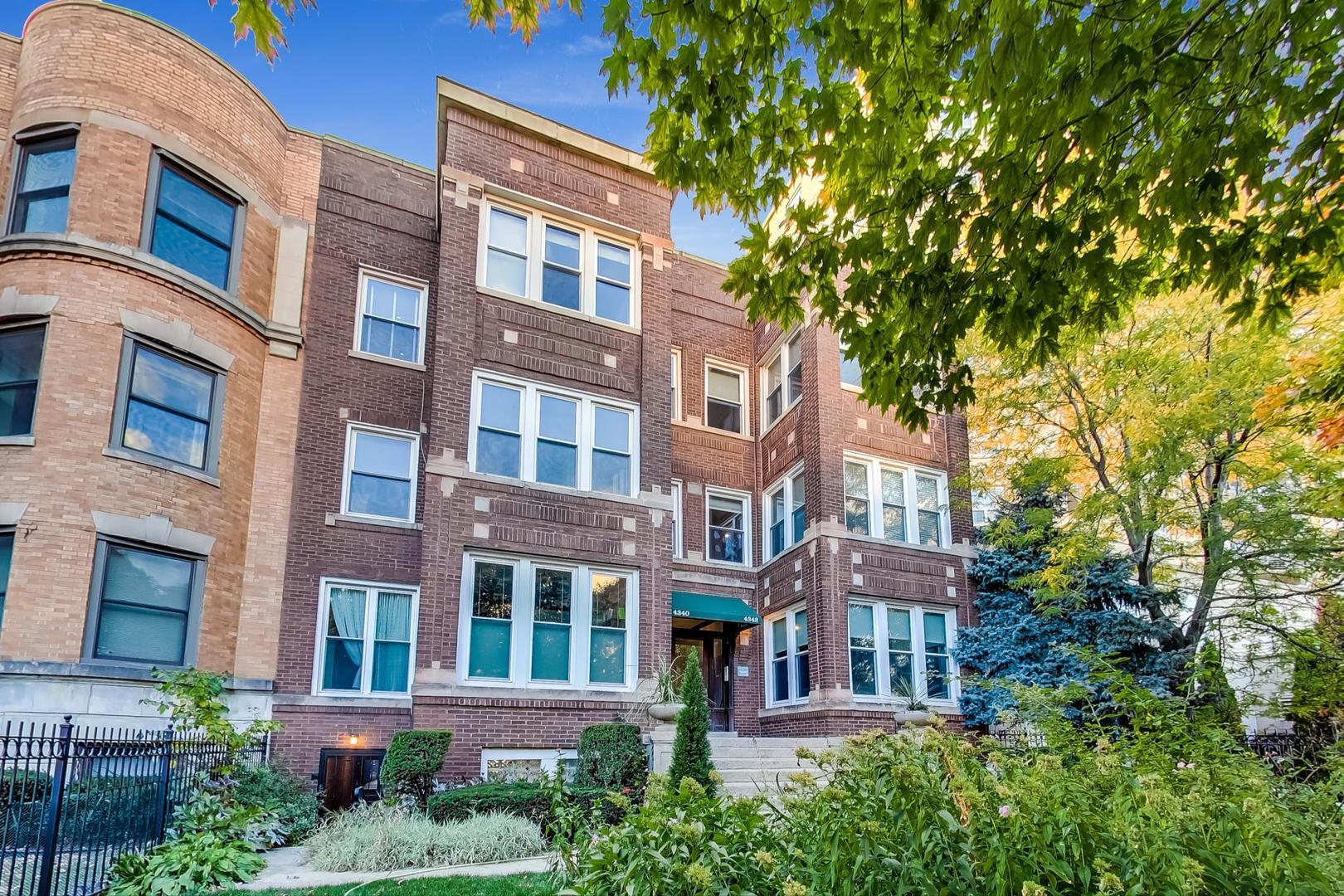 4340 N Sheridan Road #2S, Chicago, IL 60613 - #: 11066596