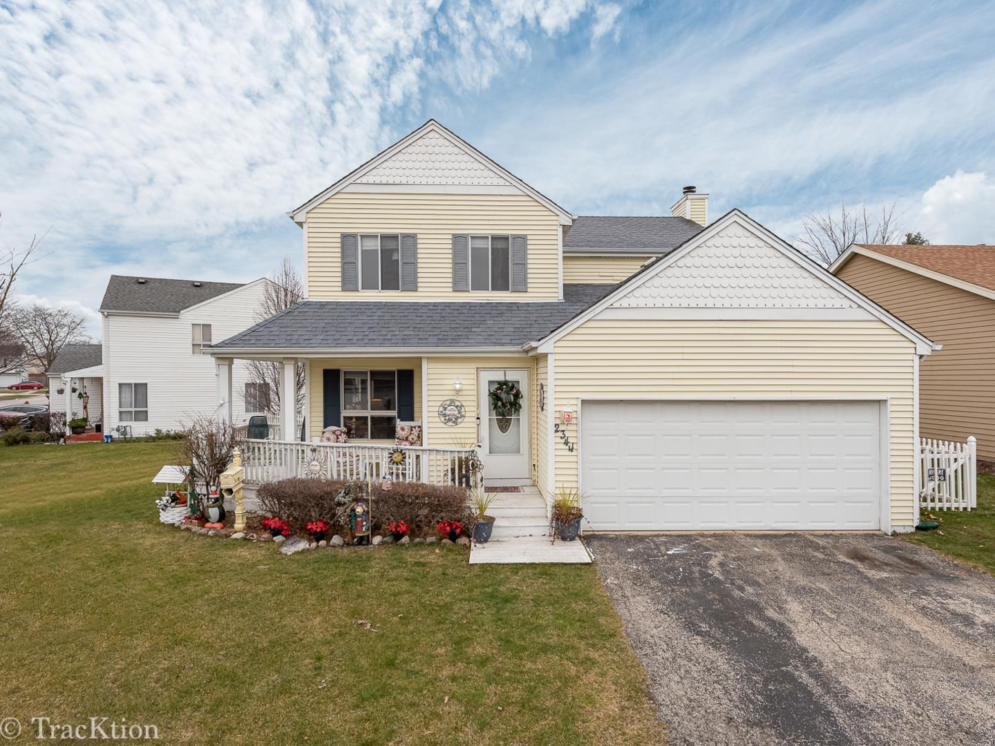 2344 Buckingham Circle, Woodridge, IL 60517 - #: 11011597