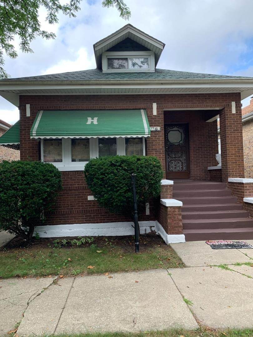 7706 S Eberhart Avenue, Chicago, IL 60619 - #: 10848598
