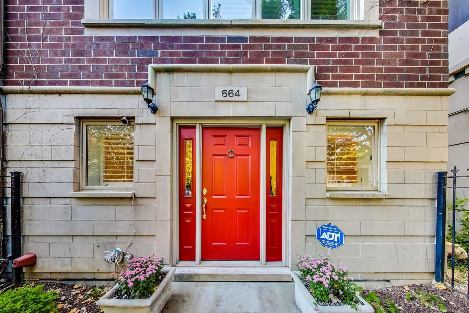 664 N Green Street, Chicago, IL 60622 - #: 10898598