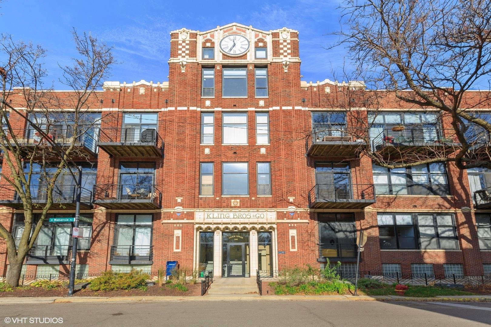 2300 W Wabansia Avenue #124, Chicago, IL 60647 - #: 10970599
