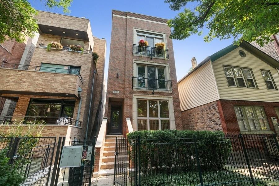 1037 N Winchester Avenue #1, Chicago, IL 60622 - #: 10881600
