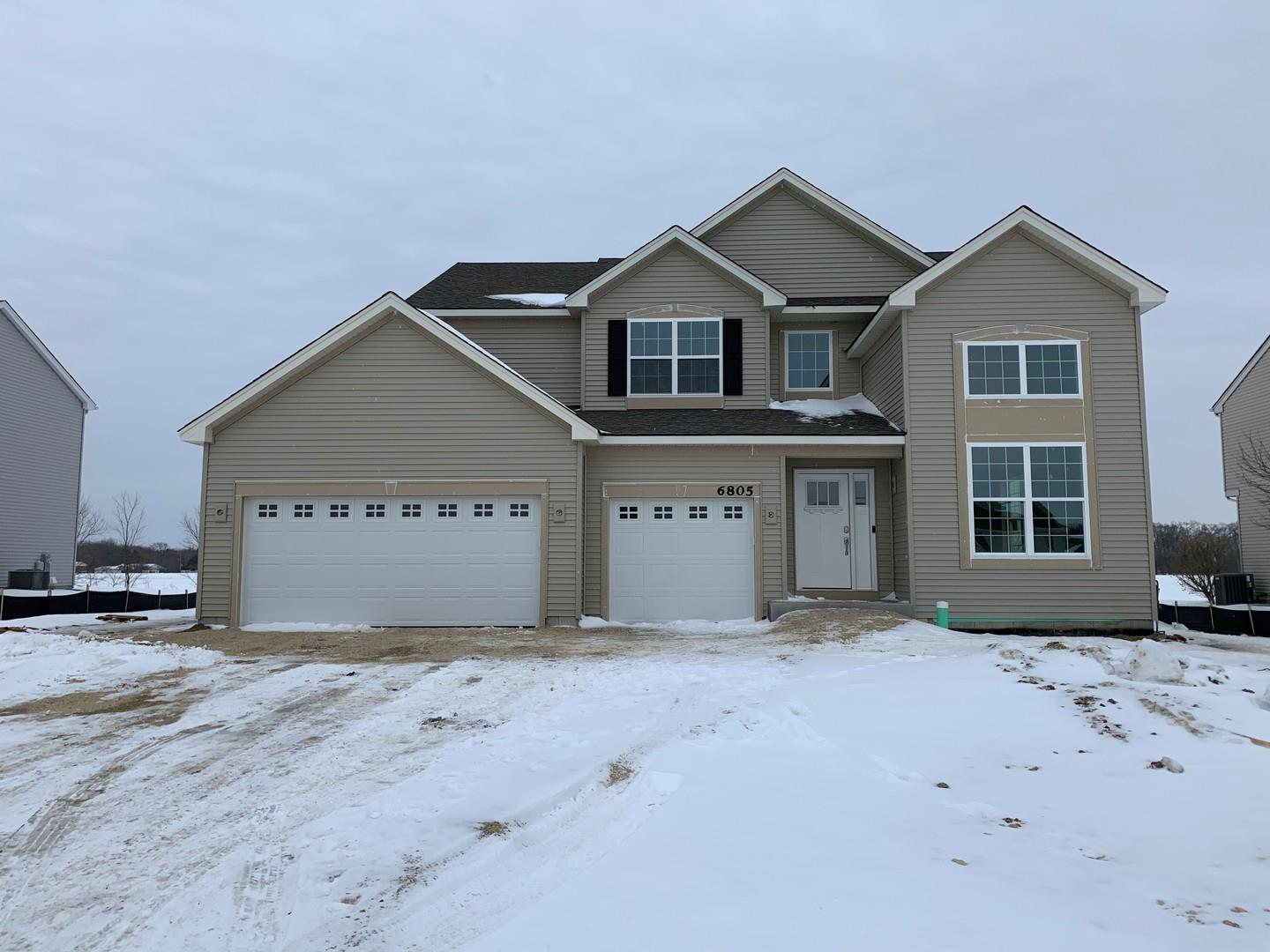 6805 Galway Drive, McHenry, IL 60050 - #: 10987602
