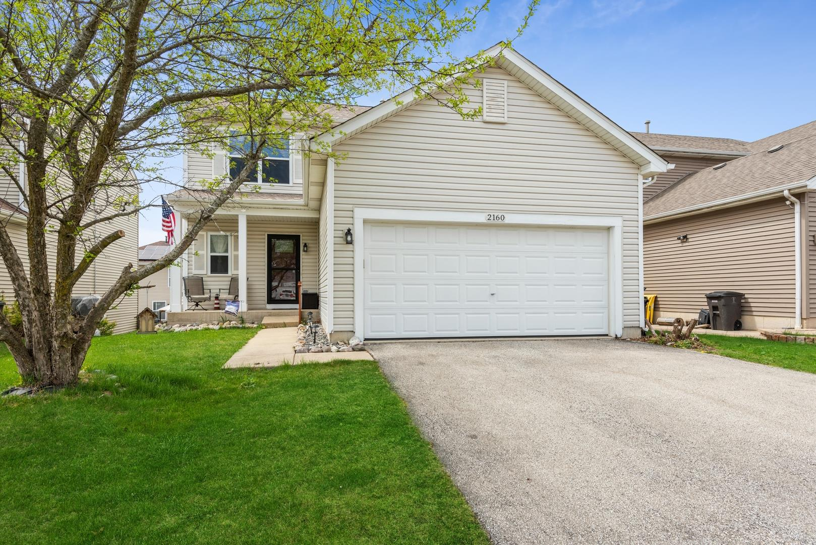 2160 N Arapahoe Trail, Round Lake Heights, IL 60073 - #: 11054602