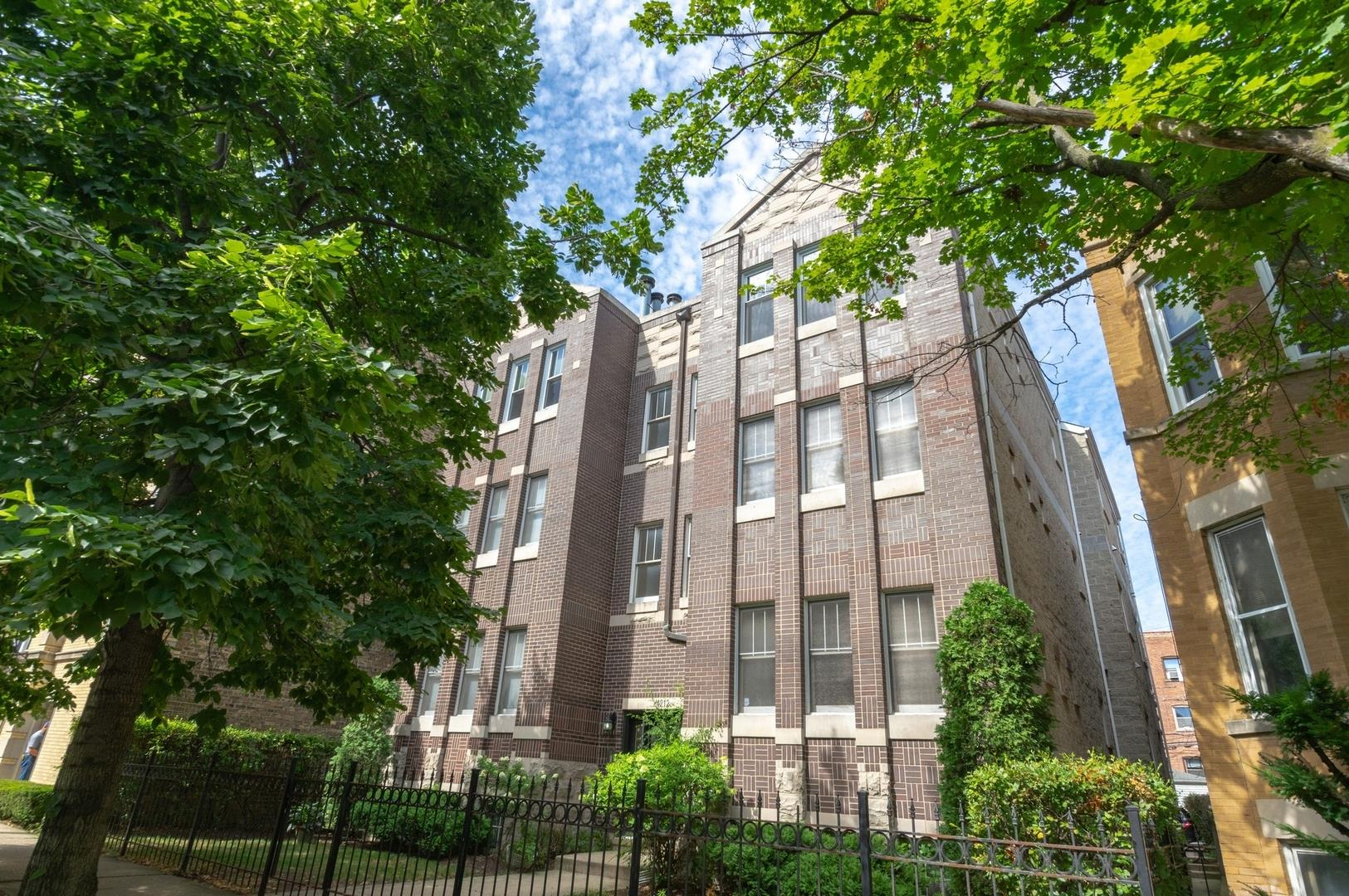 4212 N ASHLAND Avenue #2N, Chicago, IL 60613 - #: 10805603