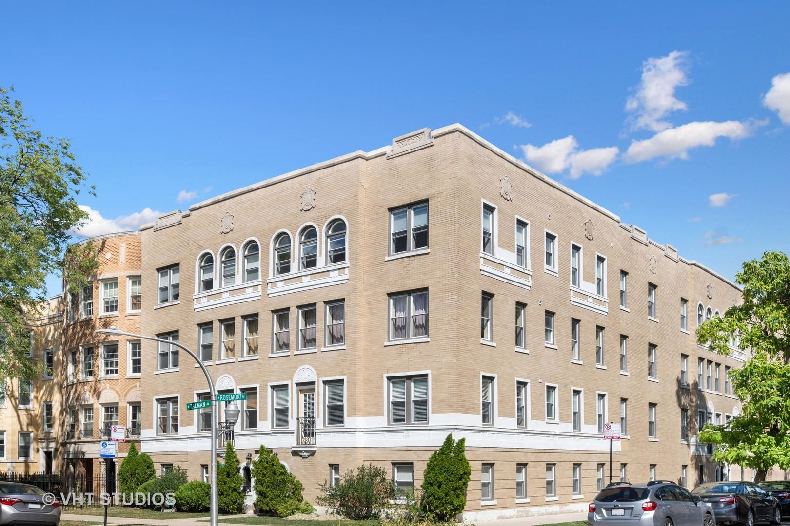 6301 N Talman Avenue #3, Chicago, IL 60659 - #: 10848604