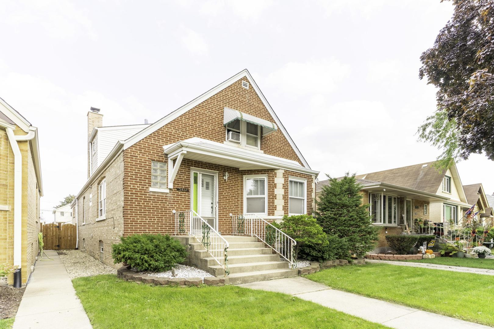 5417 S Sayre Avenue, Chicago, IL 60638 - #: 10860604