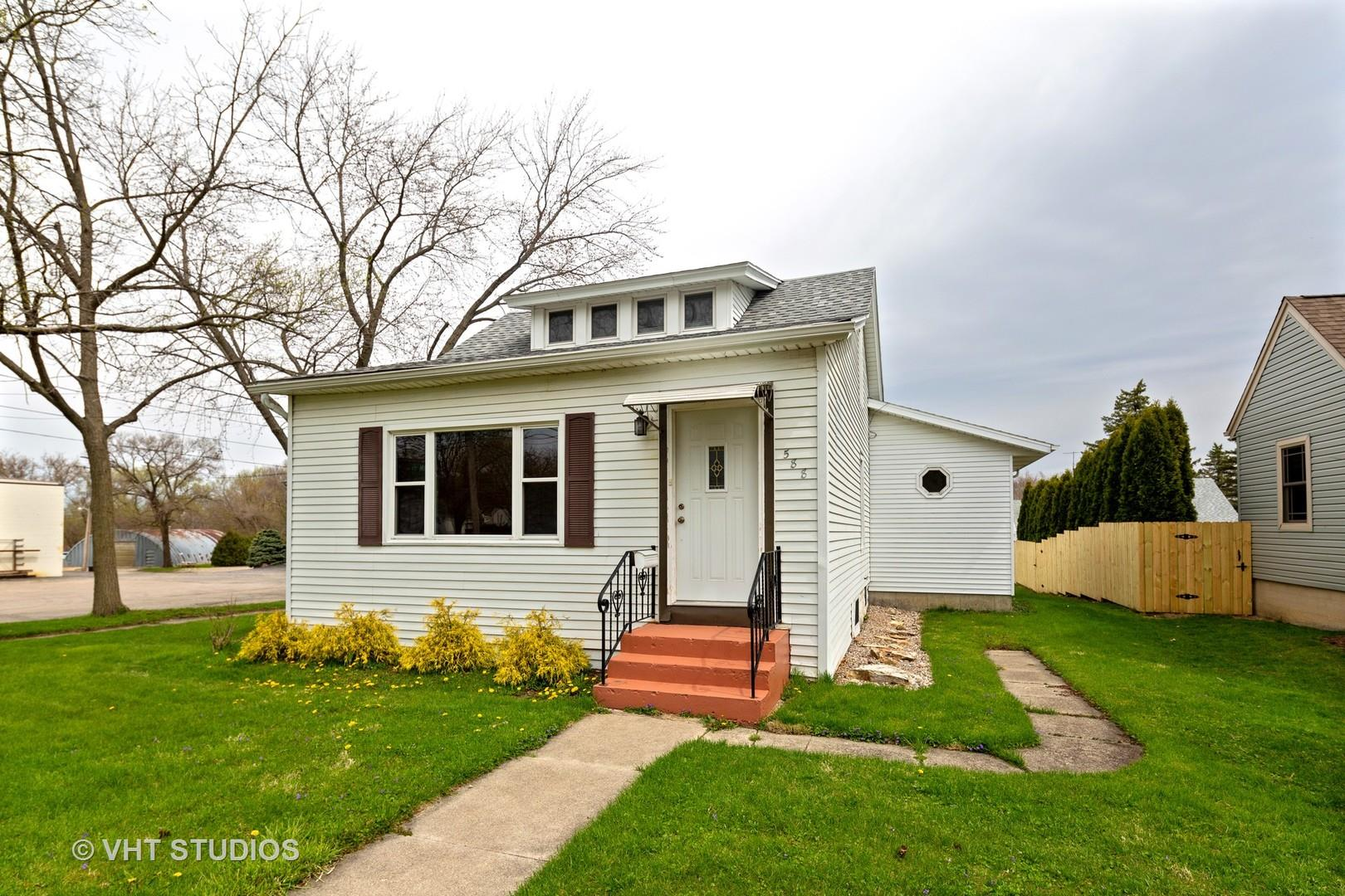 588 Washington Street, Woodstock, IL 60098 - #: 10700605