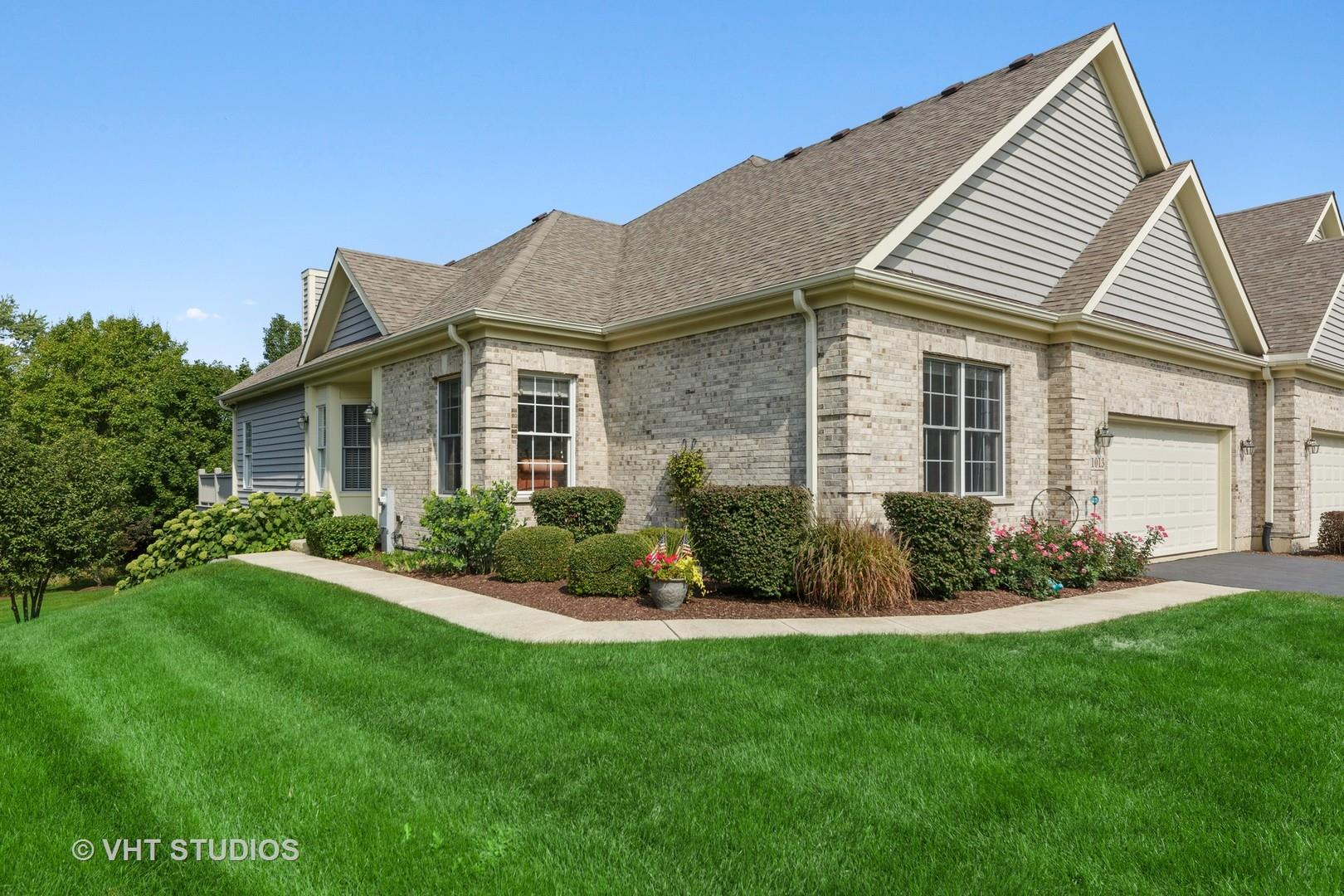 1013 Heron Way #1013, Woodstock, IL 60098 - #: 10876607