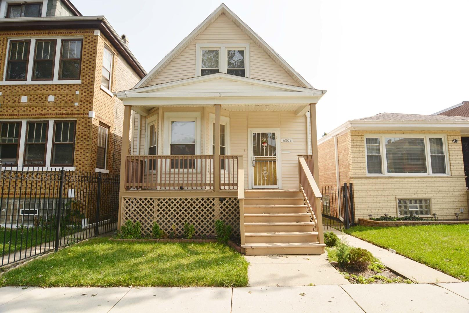 6809 S Rockwell Street, Chicago, IL 60629 - #: 10902607