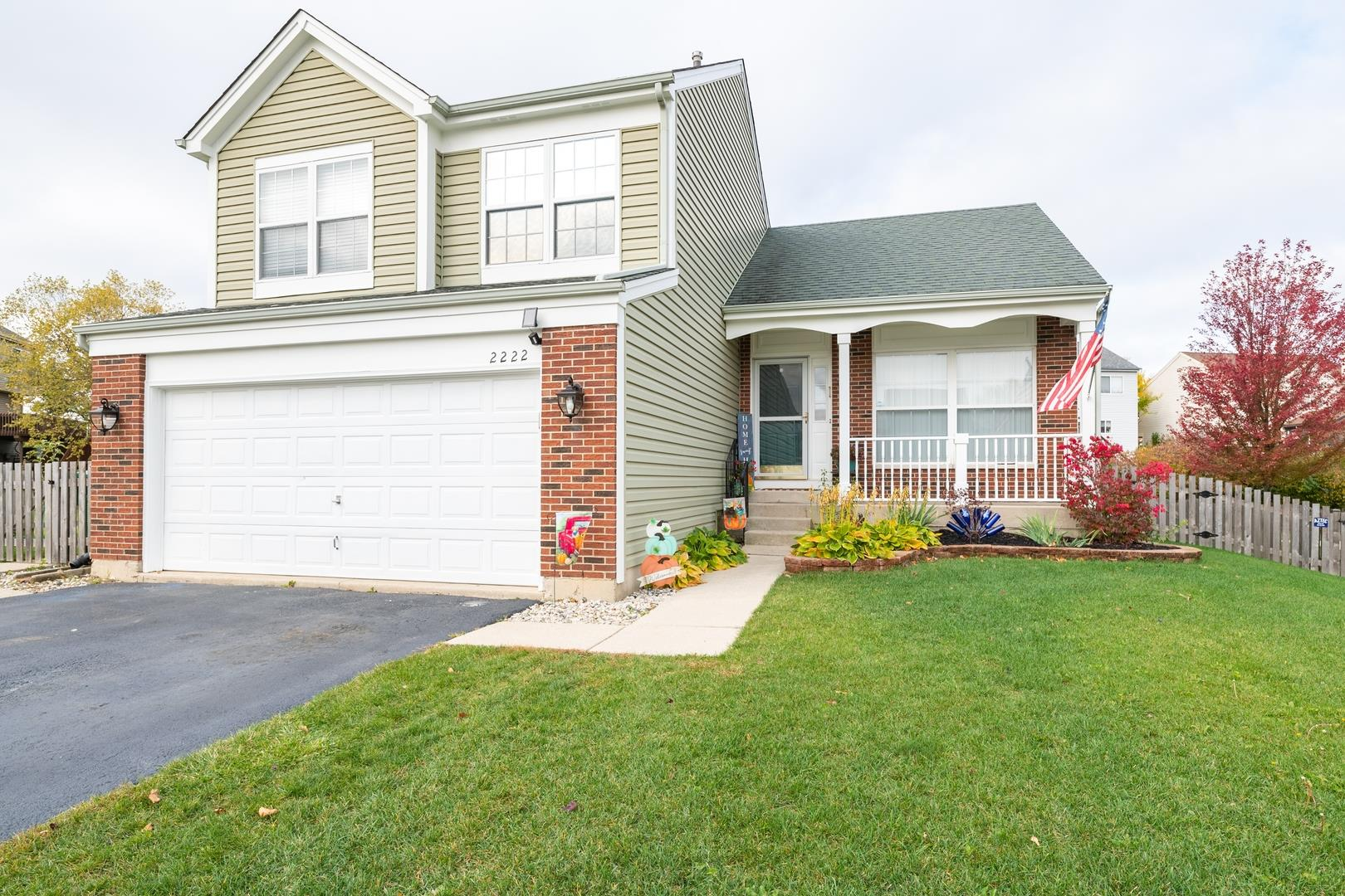 2222 N Harvest Hill Place, Round Lake Beach, IL 60073 - #: 10904607