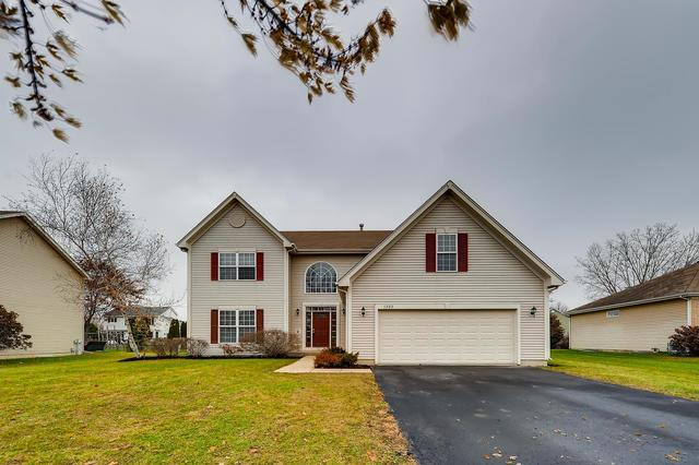 1302 Amberwood Drive, Crystal Lake, IL 60014 - #: 10579608
