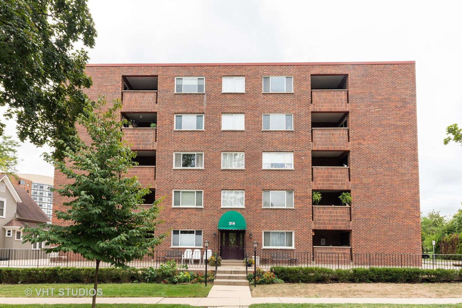 214 N Pine Avenue #3C, Arlington Heights, IL 60004 - #: 10915610