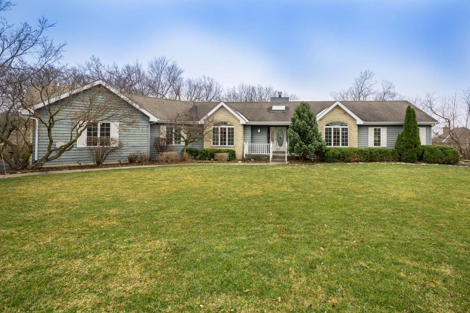 1251 Crown Fox Lane, New Lenox, IL 60451 - #: 11024610