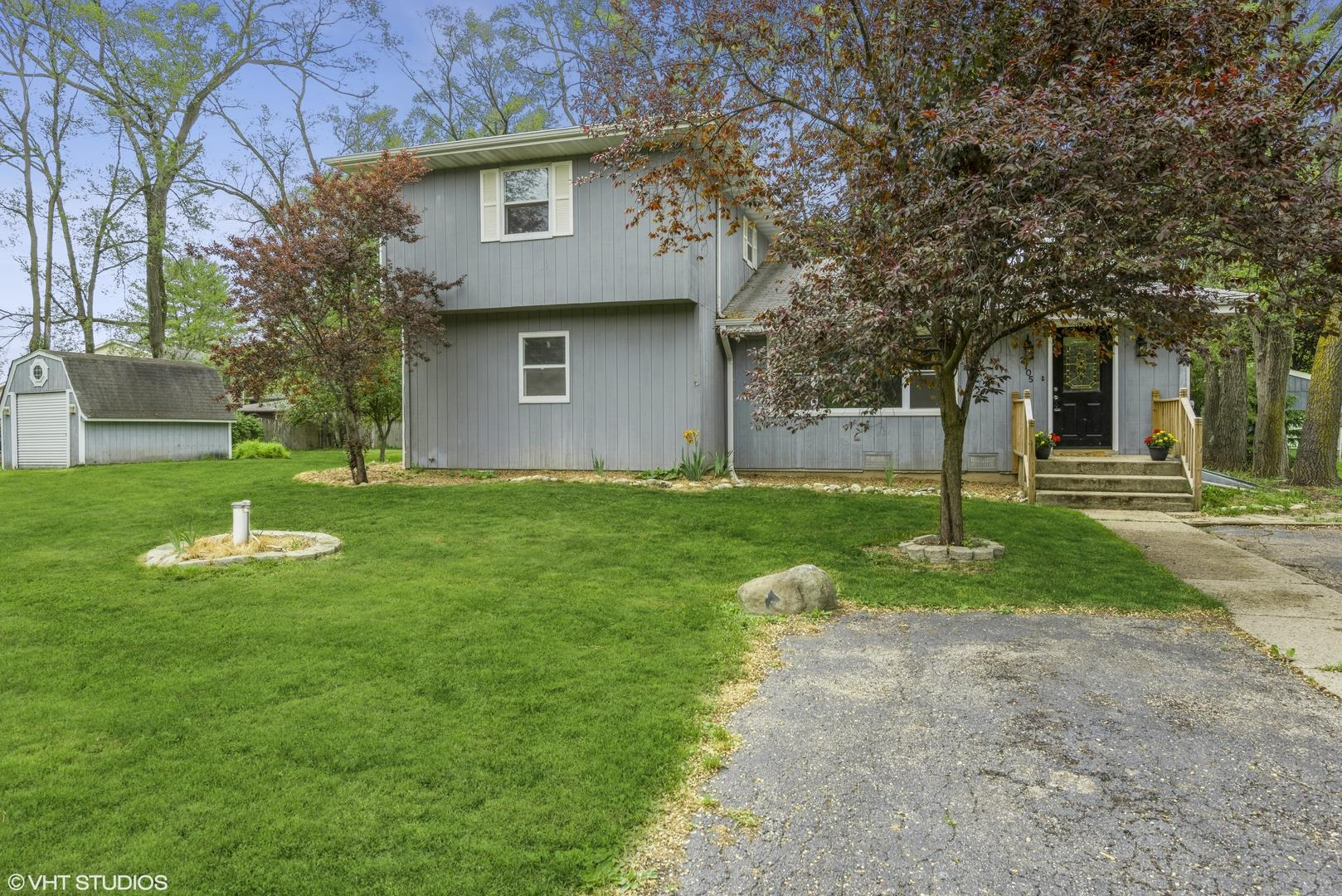 2705 Russett Road, McHenry, IL 60050 - #: 11100611