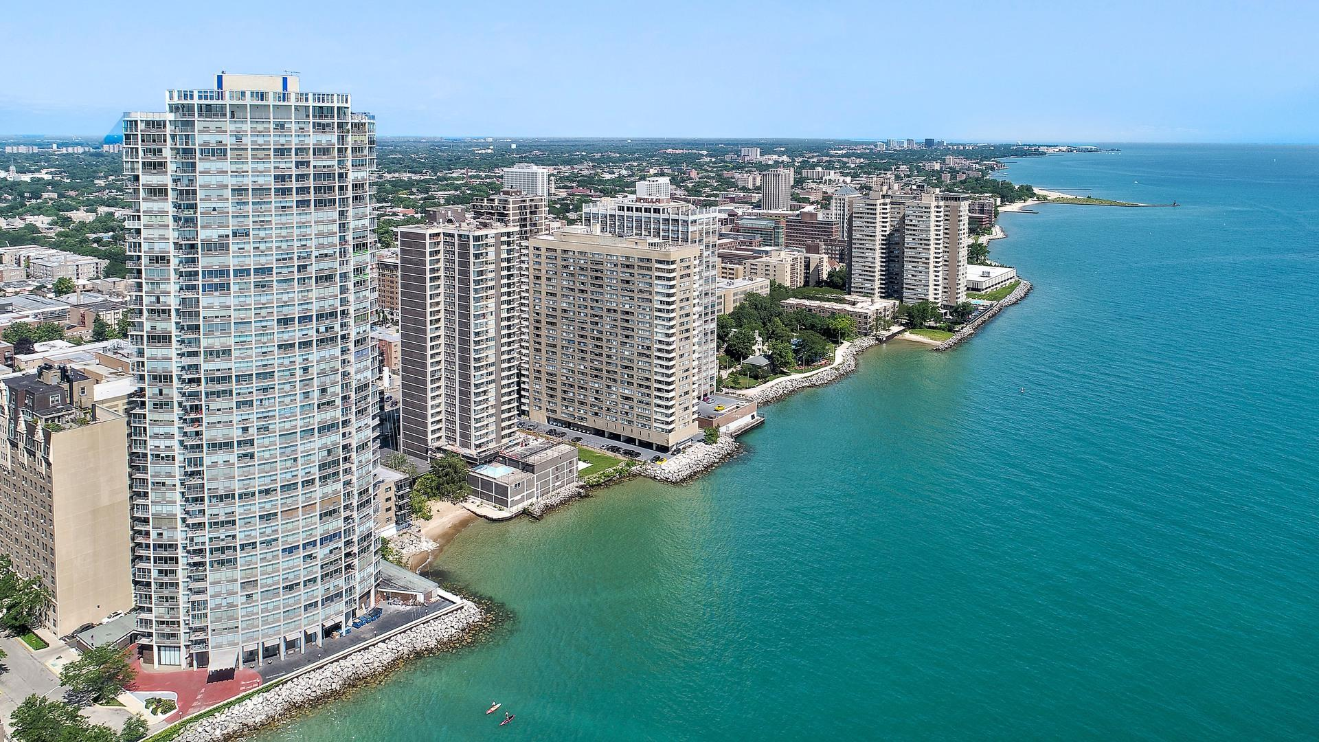 6101 N Sheridan Road #21A, Chicago, IL 60660 - #: 10934612