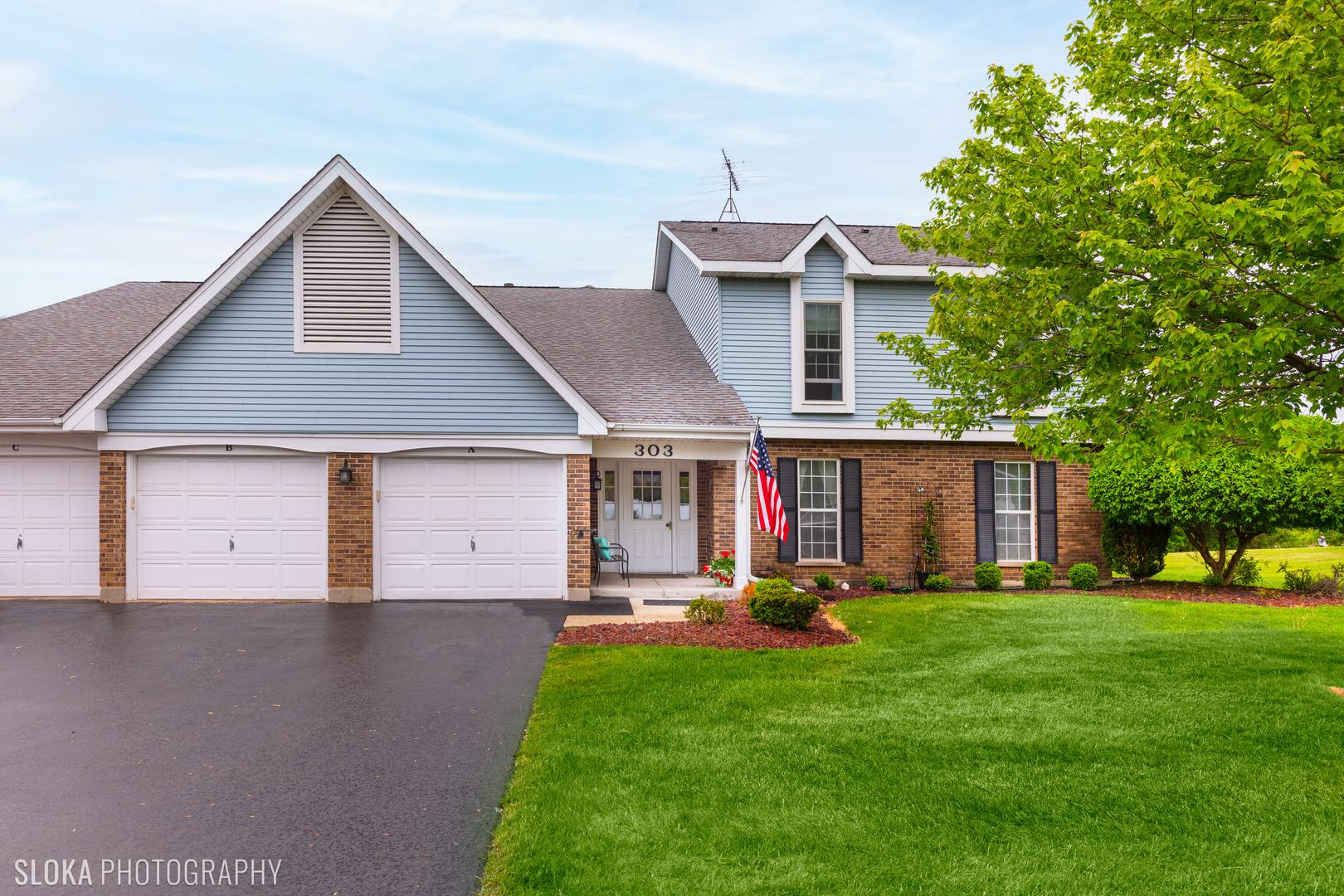 303 N Creekside Trail #D, McHenry, IL 60050 - #: 11081613