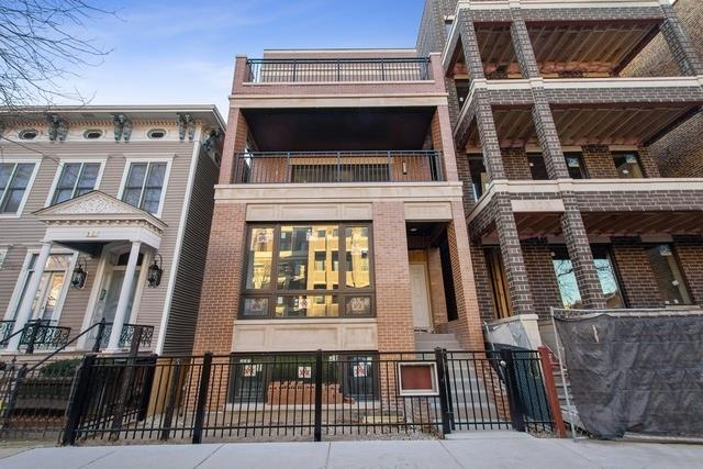 1321 W Wrightwood Avenue UNIT 1, Chicago, IL 60614 - #: 10613616
