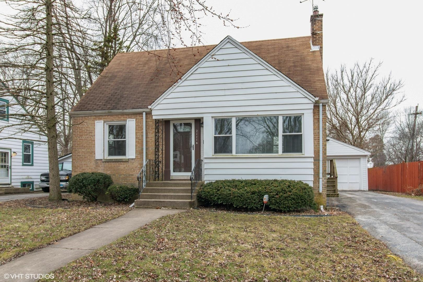 21116 Maple Street, Matteson, IL 60443 - #: 10718616