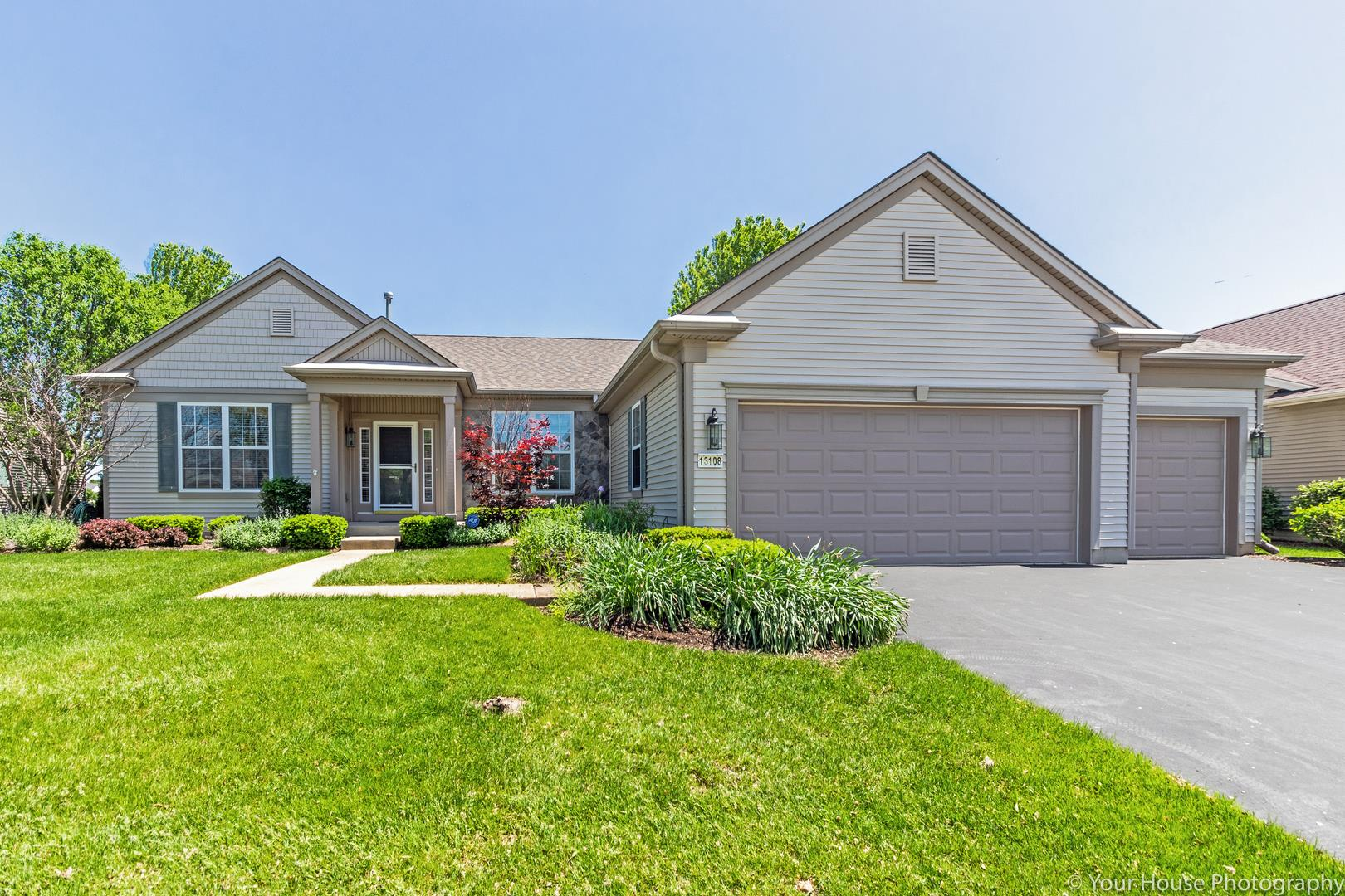 13108 Farm Hill Drive, Huntley, IL 60142 - #: 10525617