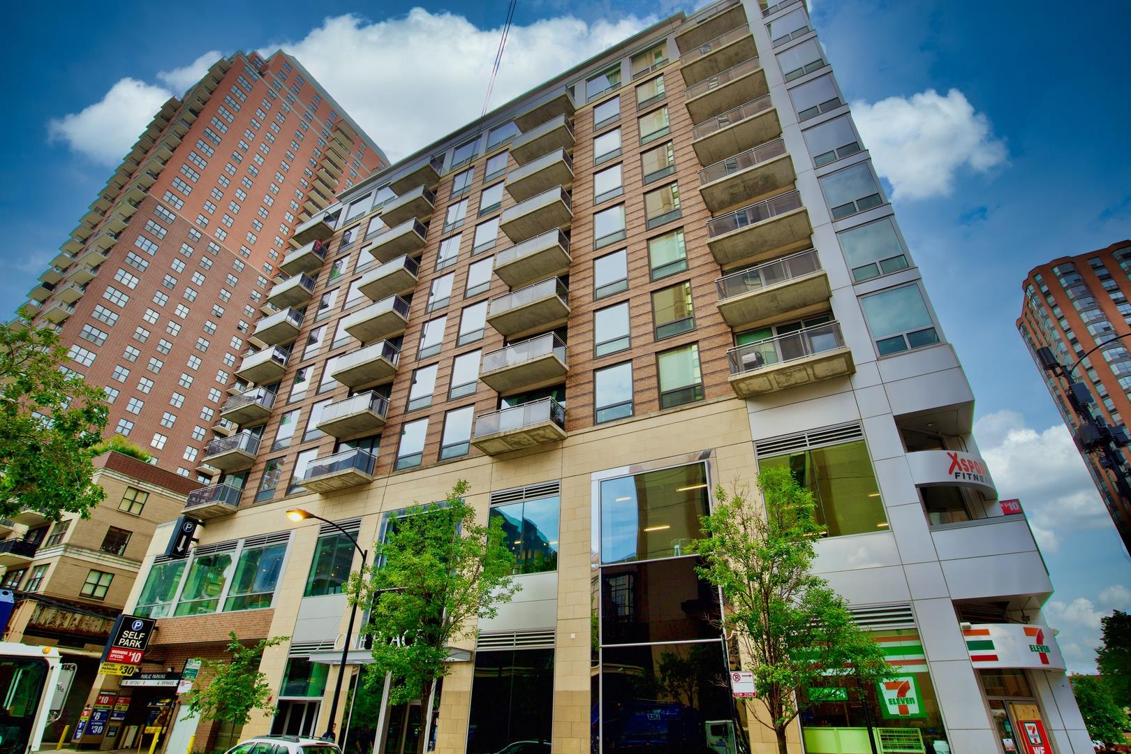 1 E 8th Street #806, Chicago, IL 60605 - #: 10938617